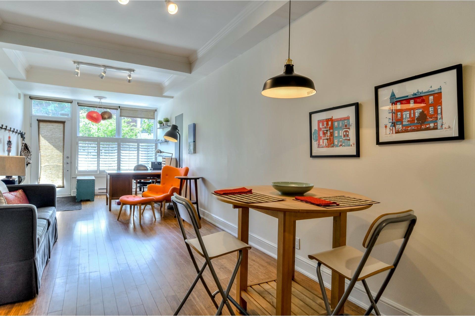 image 1 - Apartment For sale Le Plateau-Mont-Royal Montréal  - 5 rooms