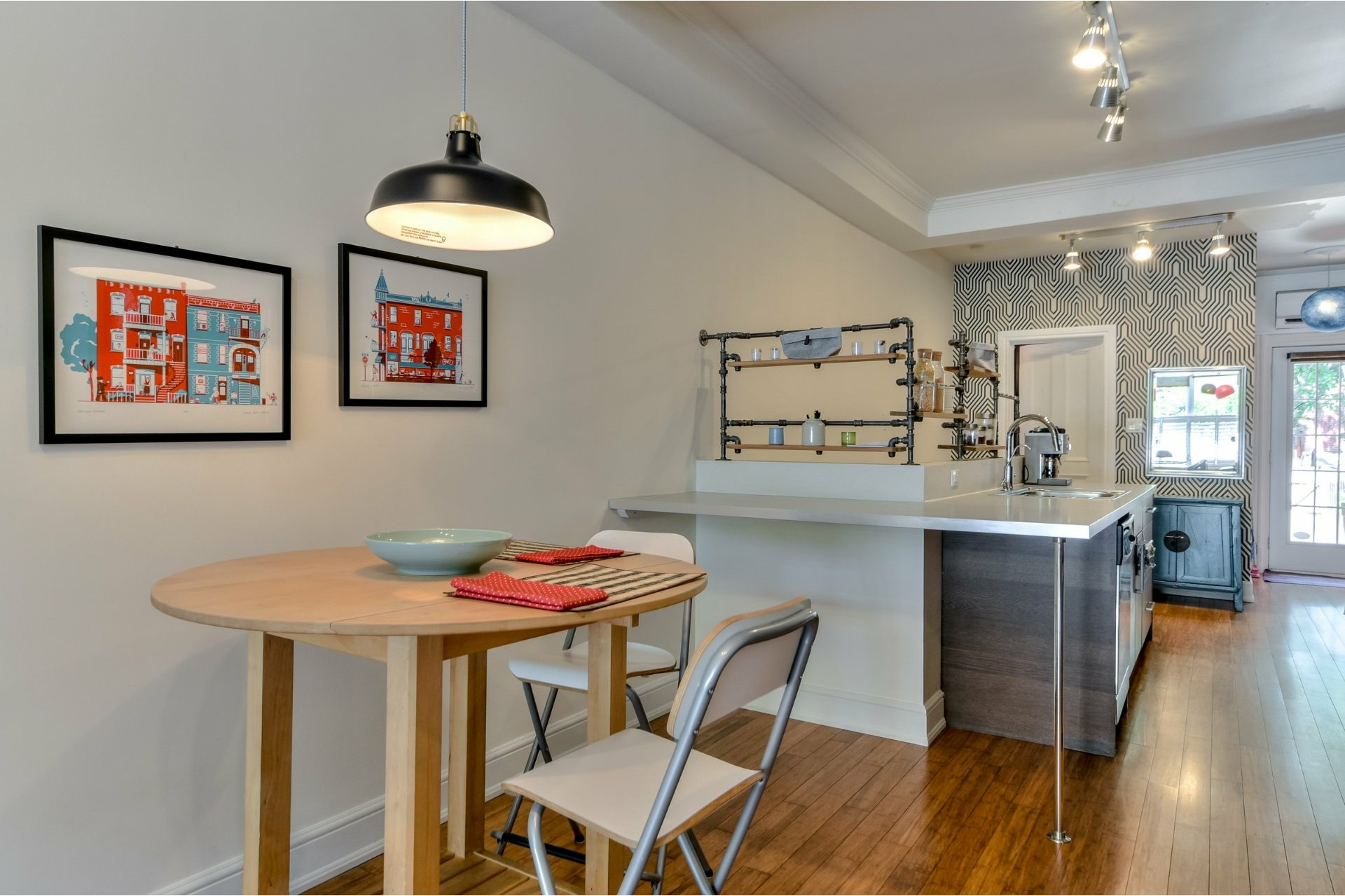 image 10 - Apartment For sale Le Plateau-Mont-Royal Montréal  - 5 rooms