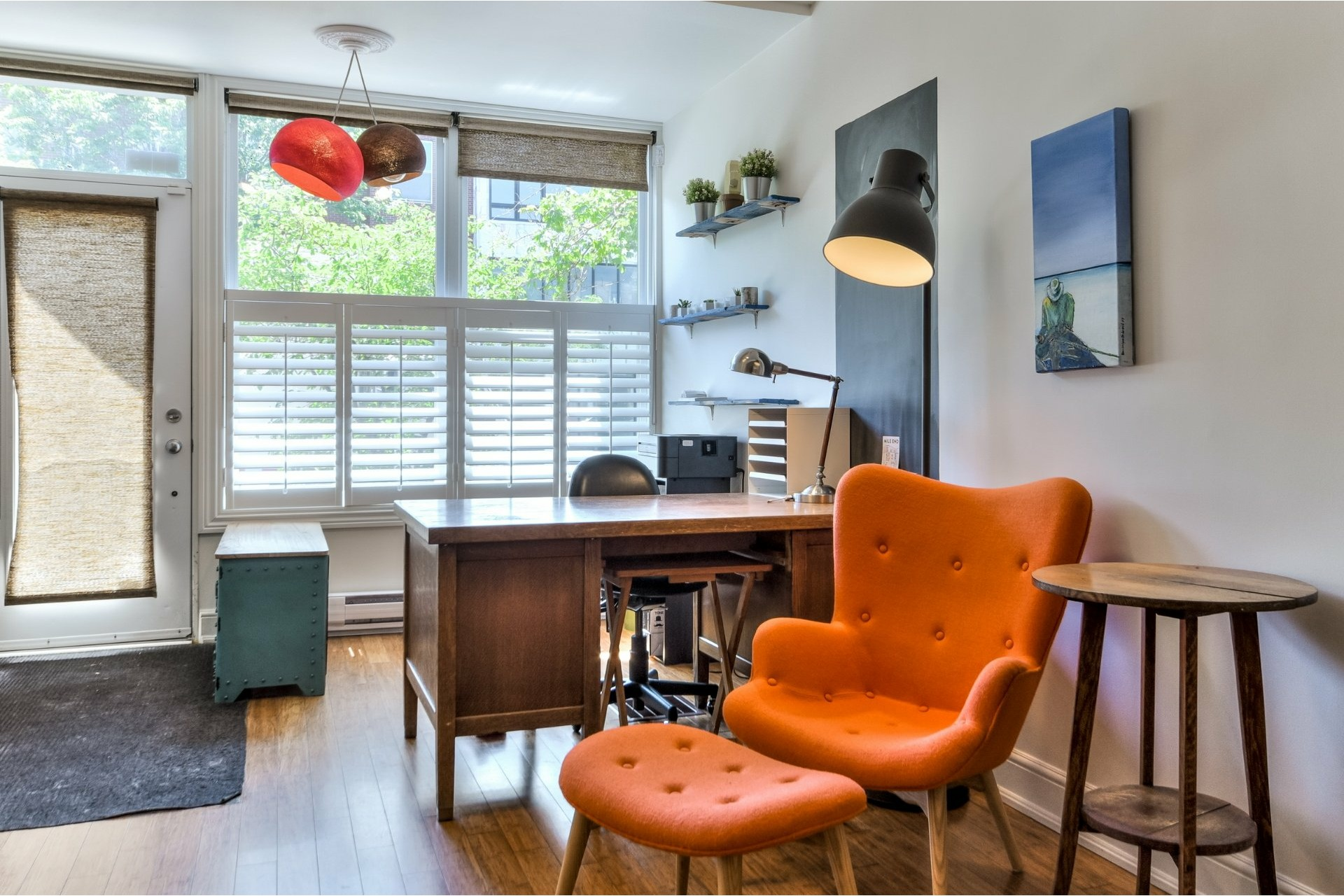image 4 - Apartment For sale Le Plateau-Mont-Royal Montréal  - 5 rooms
