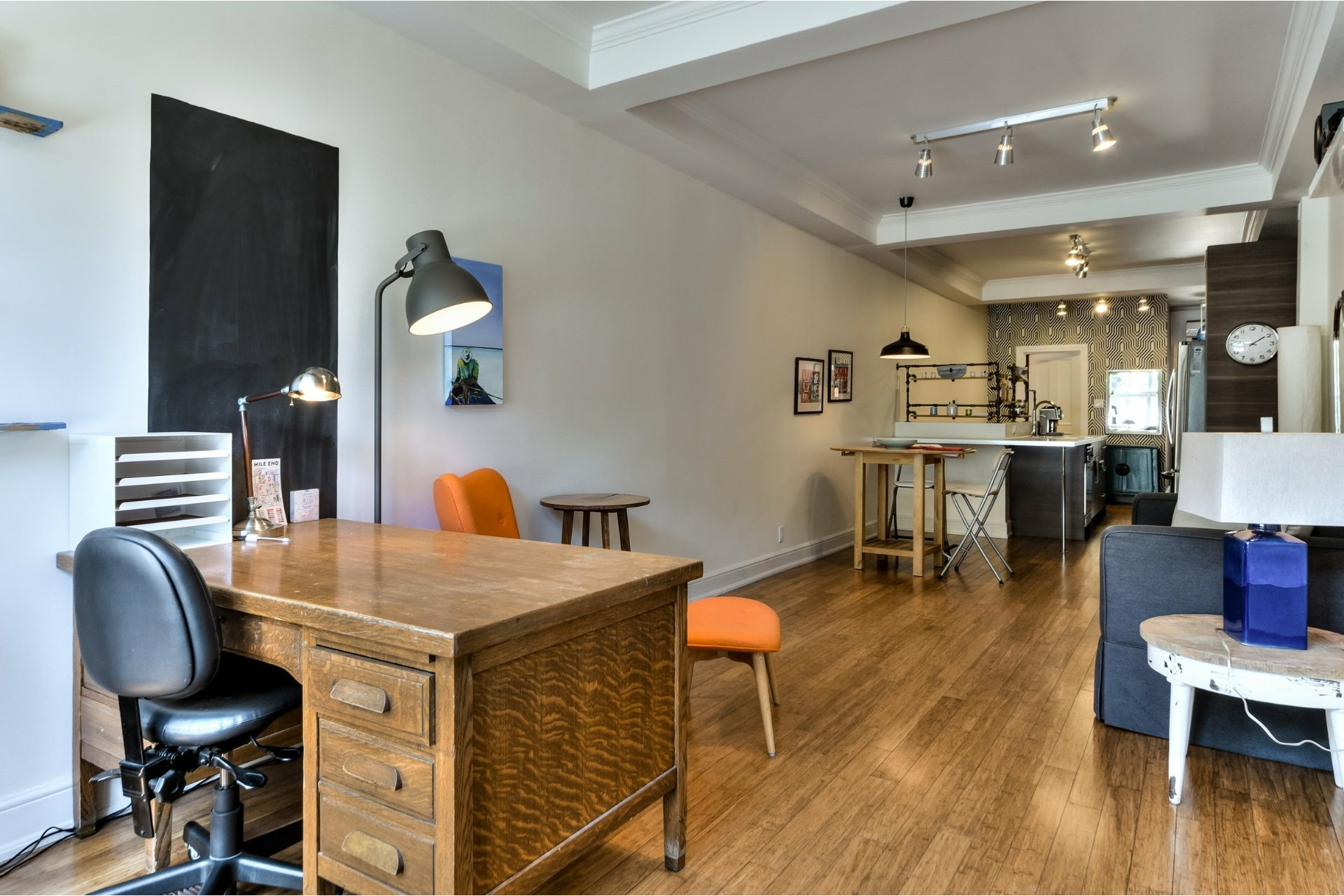 image 6 - Apartment For sale Le Plateau-Mont-Royal Montréal  - 5 rooms