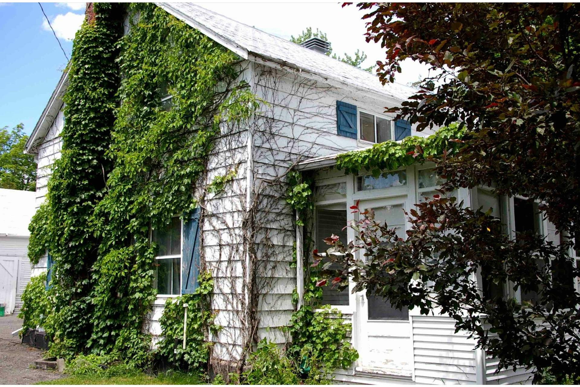 image 1 - Maison À vendre Saint-Georges-de-Clarenceville - 14 pièces