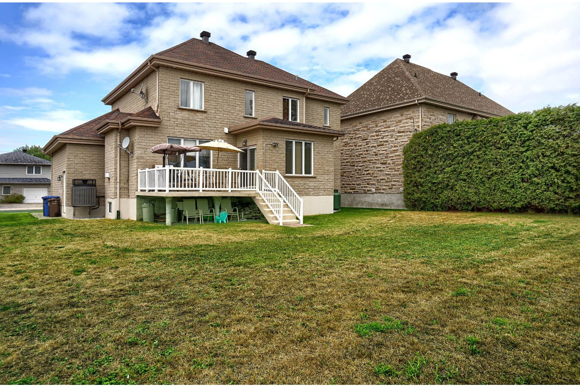image 24 - House For sale Brossard - 10 rooms