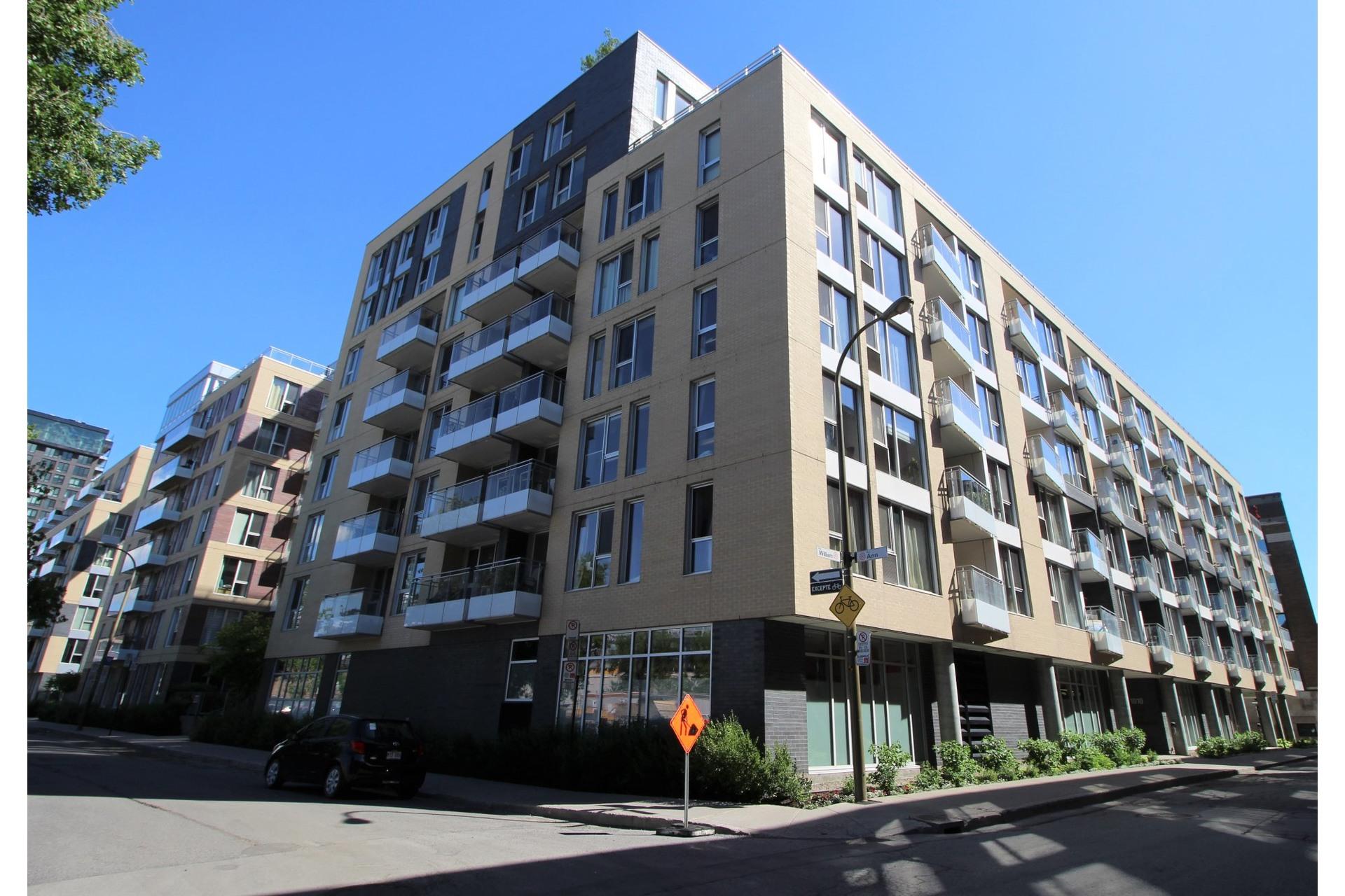image 31 - Apartment For rent Le Sud-Ouest Montréal  - 4 rooms