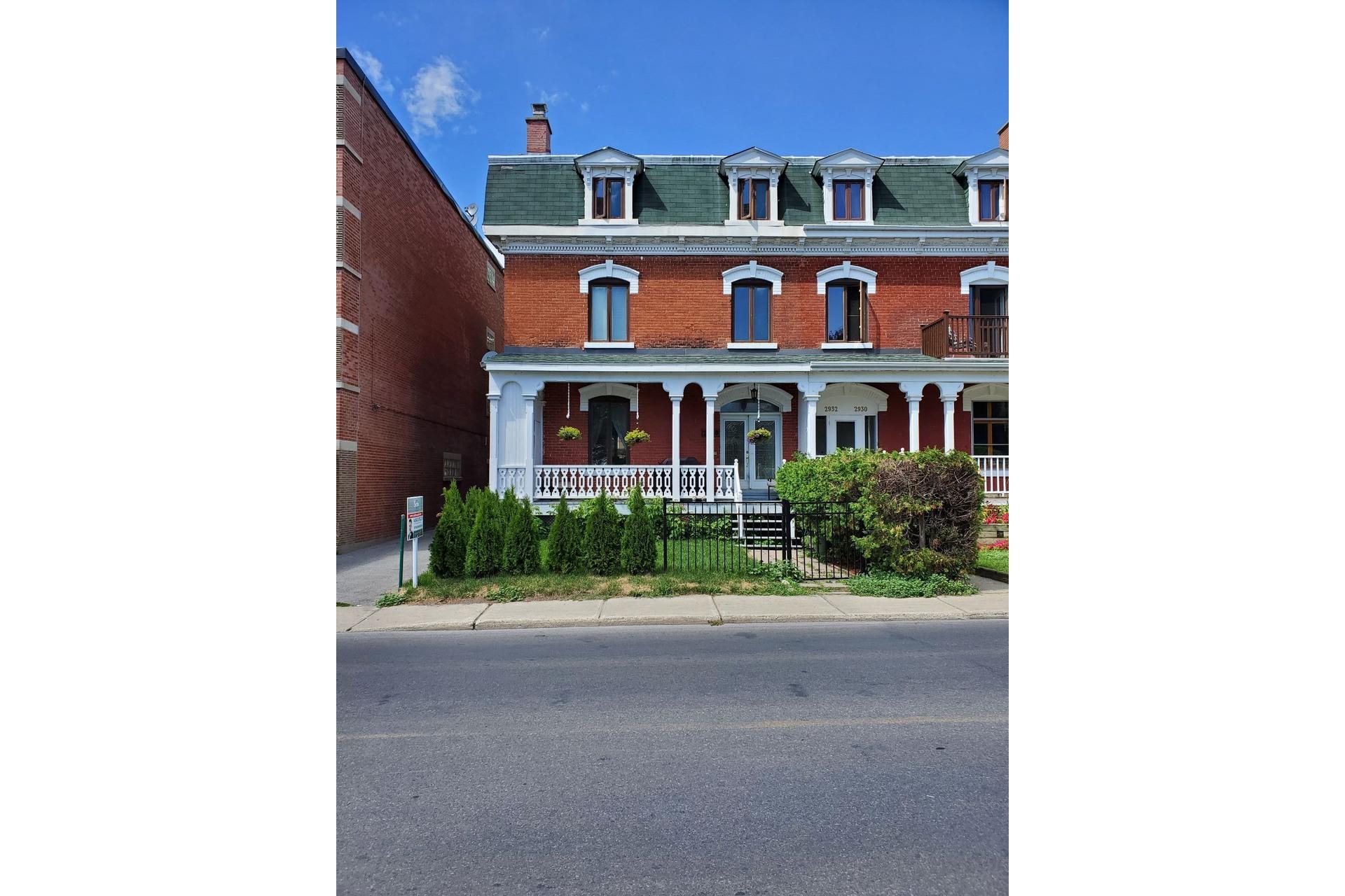 image 1 - Maison À vendre Lachine Montréal  - 14 pièces