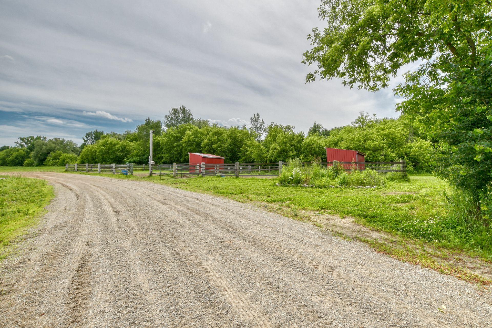 image 22 - Farm For sale Sainte-Marie-Salomé - 10 rooms