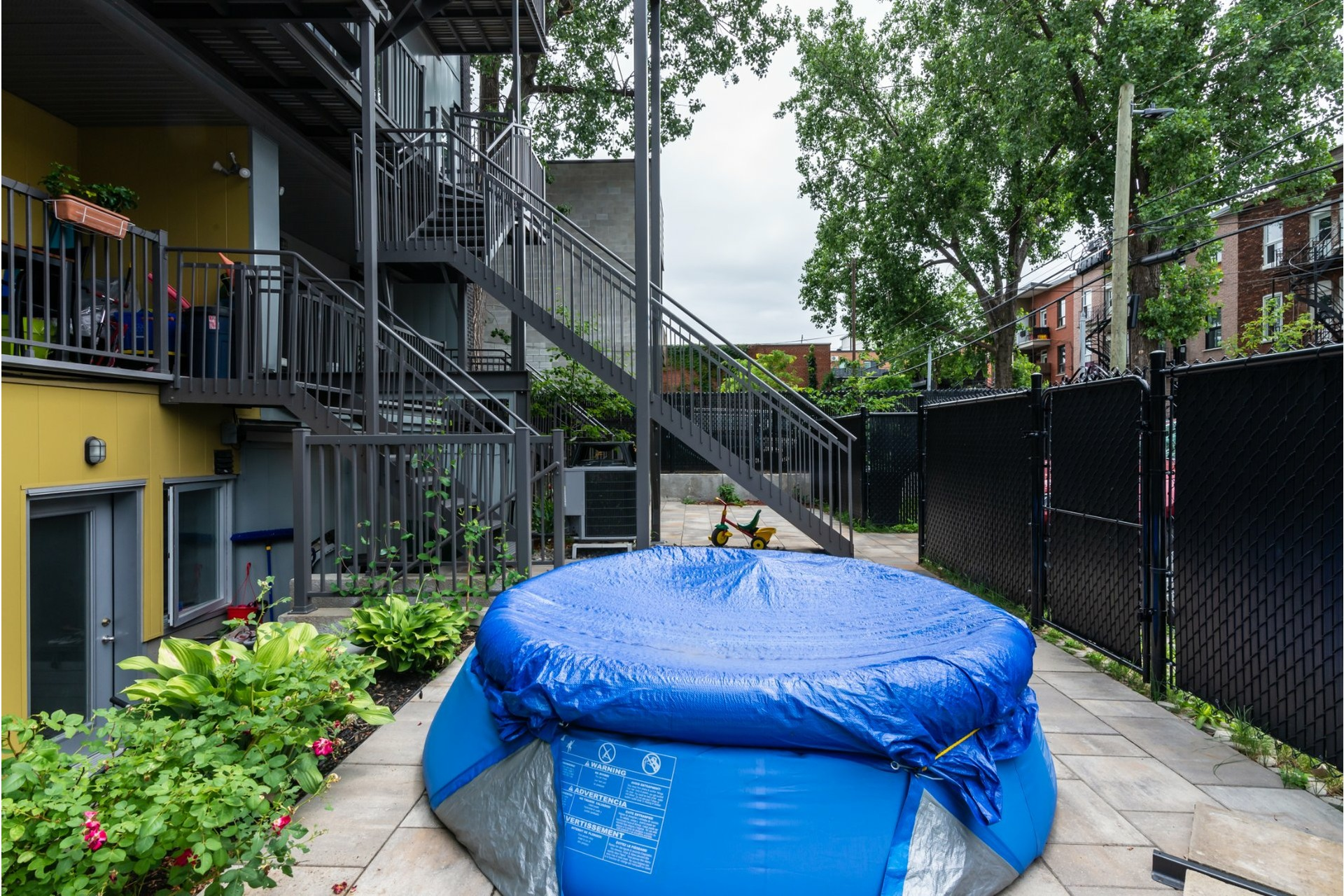 image 37 - Apartment For rent Rosemont/La Petite-Patrie Montréal  - 8 rooms