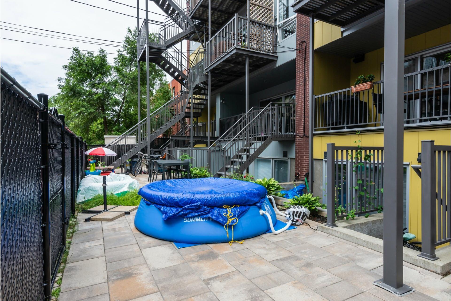 image 36 - Apartment For rent Rosemont/La Petite-Patrie Montréal  - 8 rooms