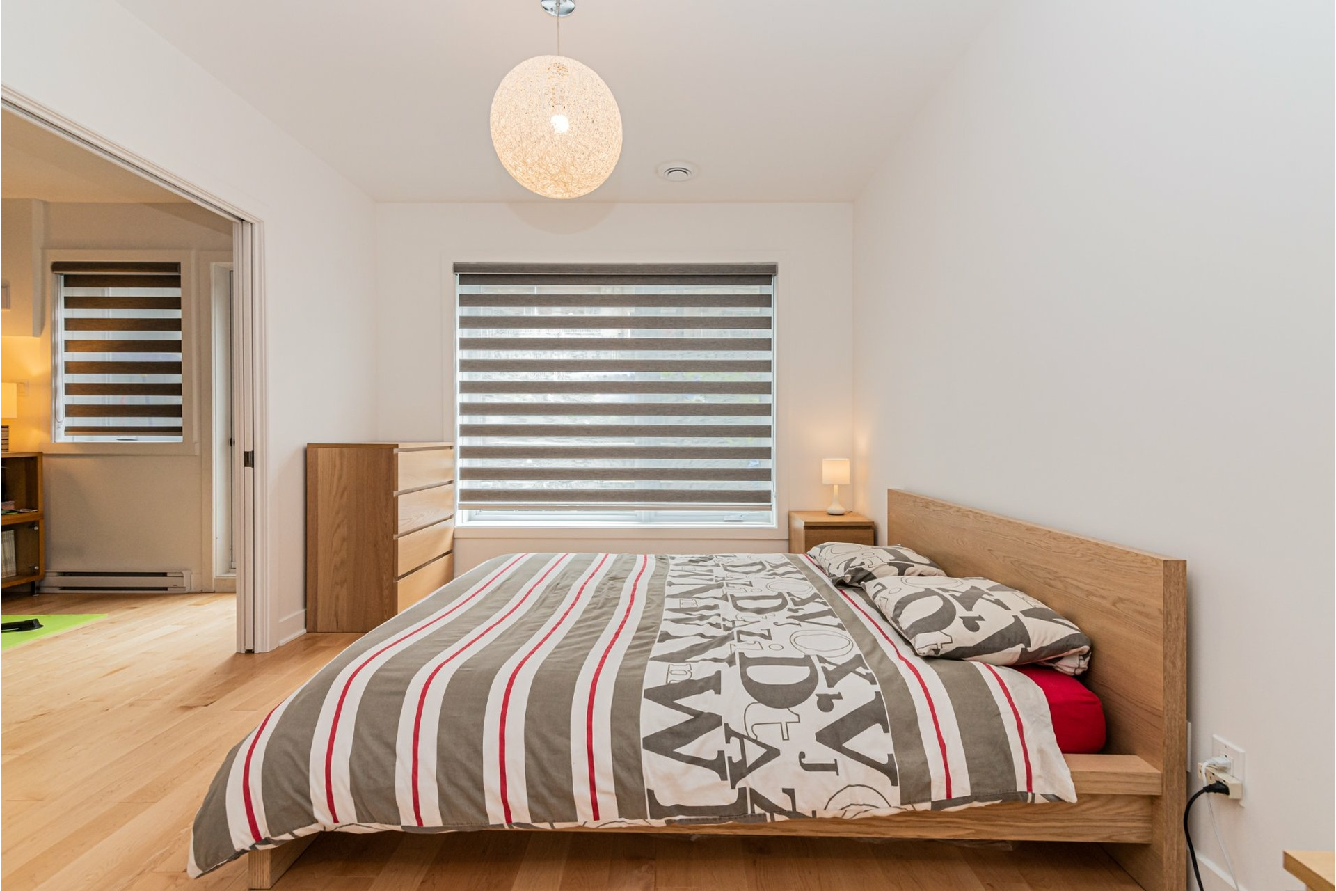 image 26 - Apartment For rent Rosemont/La Petite-Patrie Montréal  - 8 rooms