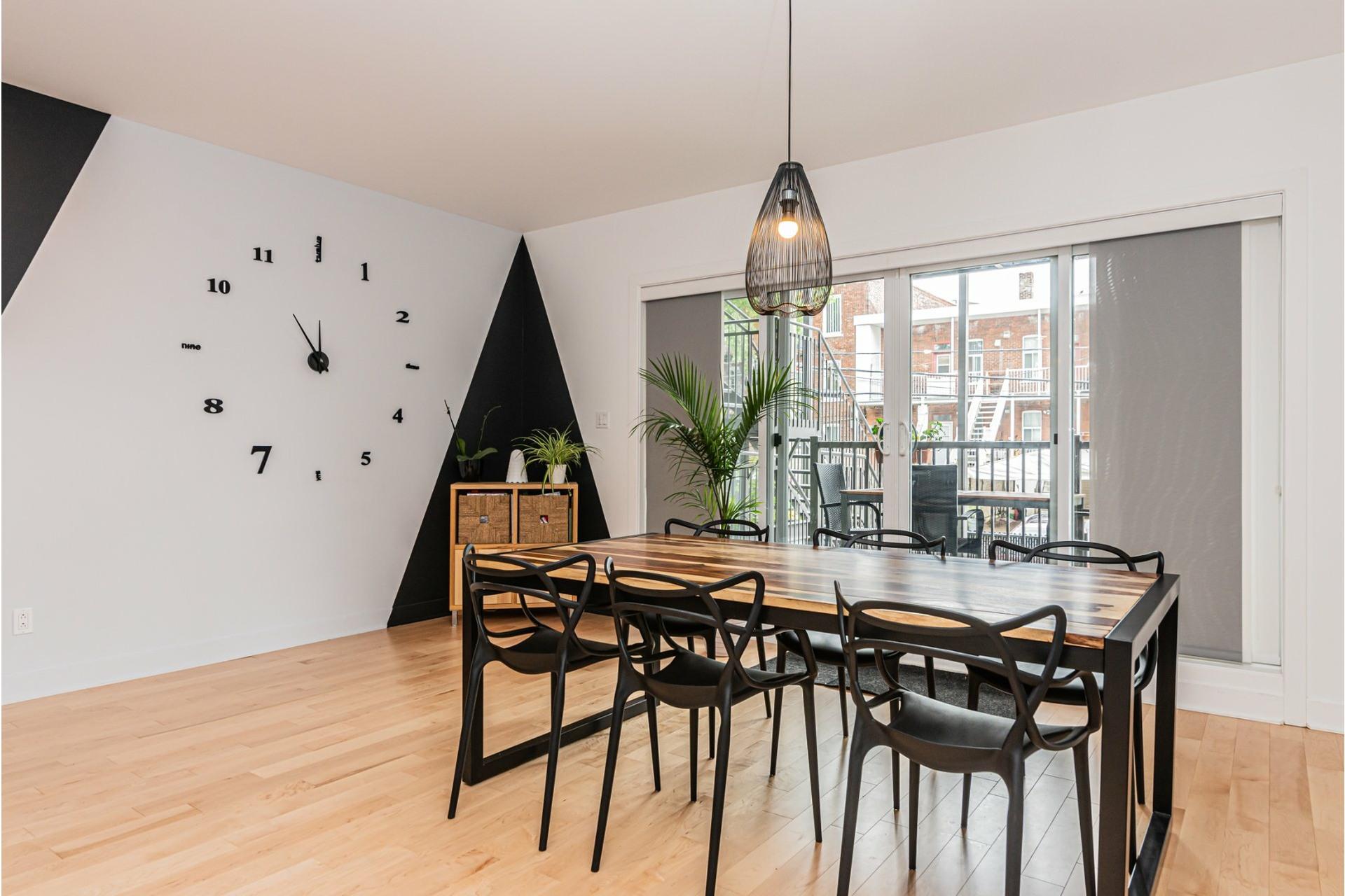 image 12 - Apartment For rent Rosemont/La Petite-Patrie Montréal  - 8 rooms