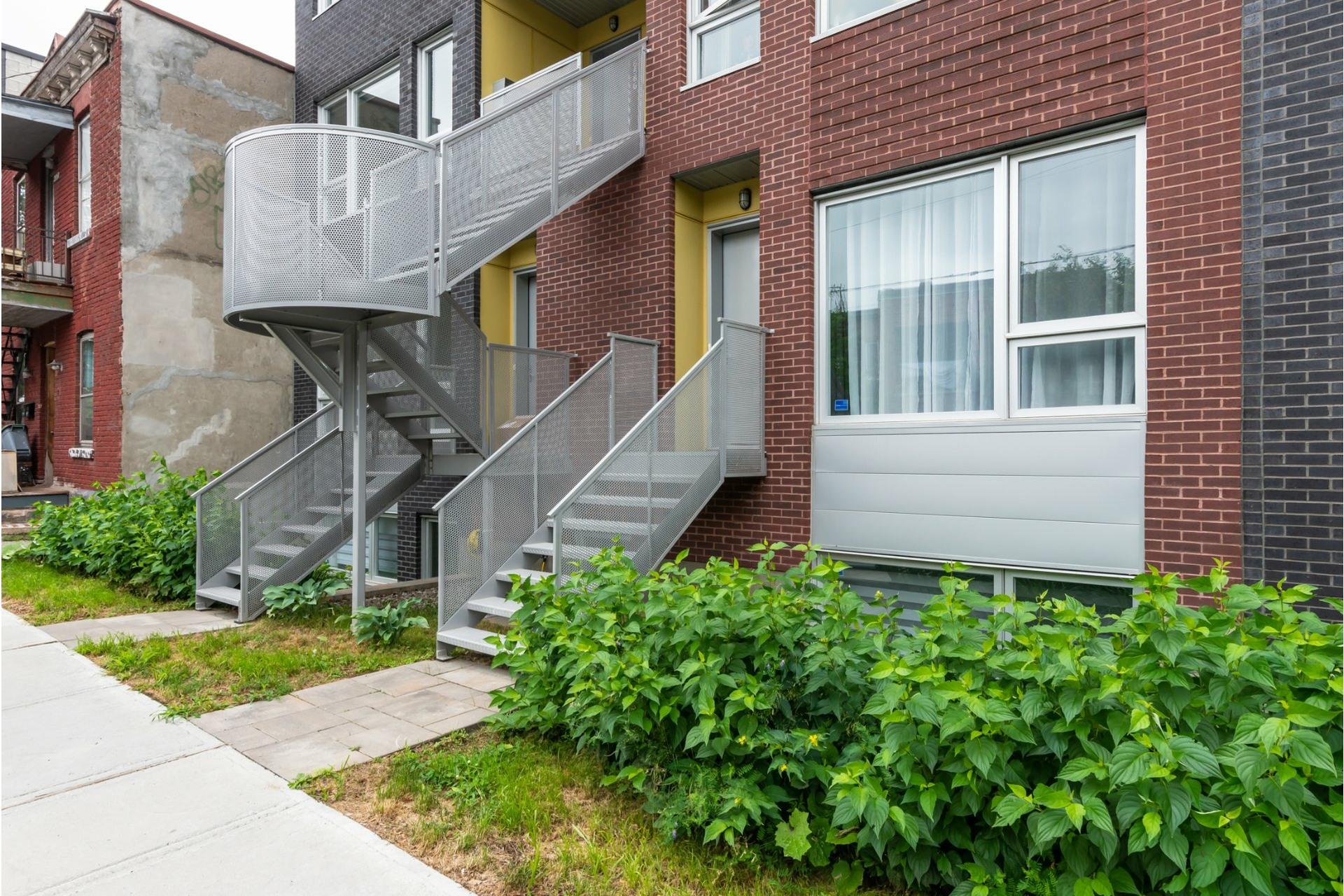 image 2 - Apartment For rent Rosemont/La Petite-Patrie Montréal  - 8 rooms