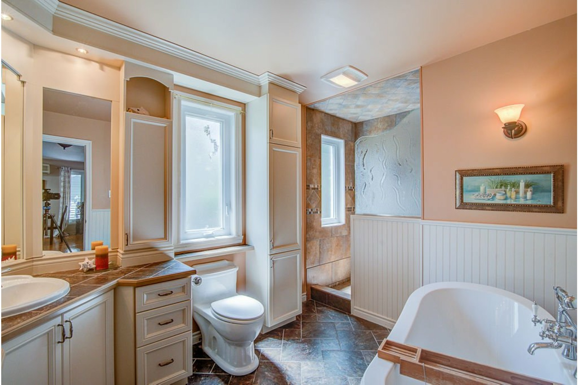 image 10 - House For sale Blainville - 11 rooms