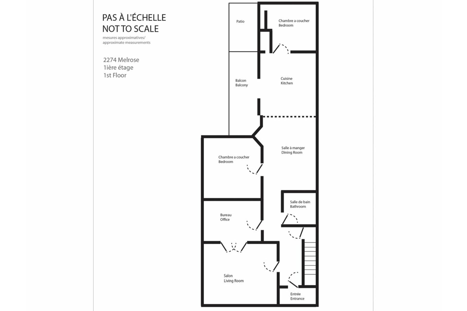 image 24 - Appartement À louer Côte-des-Neiges/Notre-Dame-de-Grâce Montréal  - 11 pièces