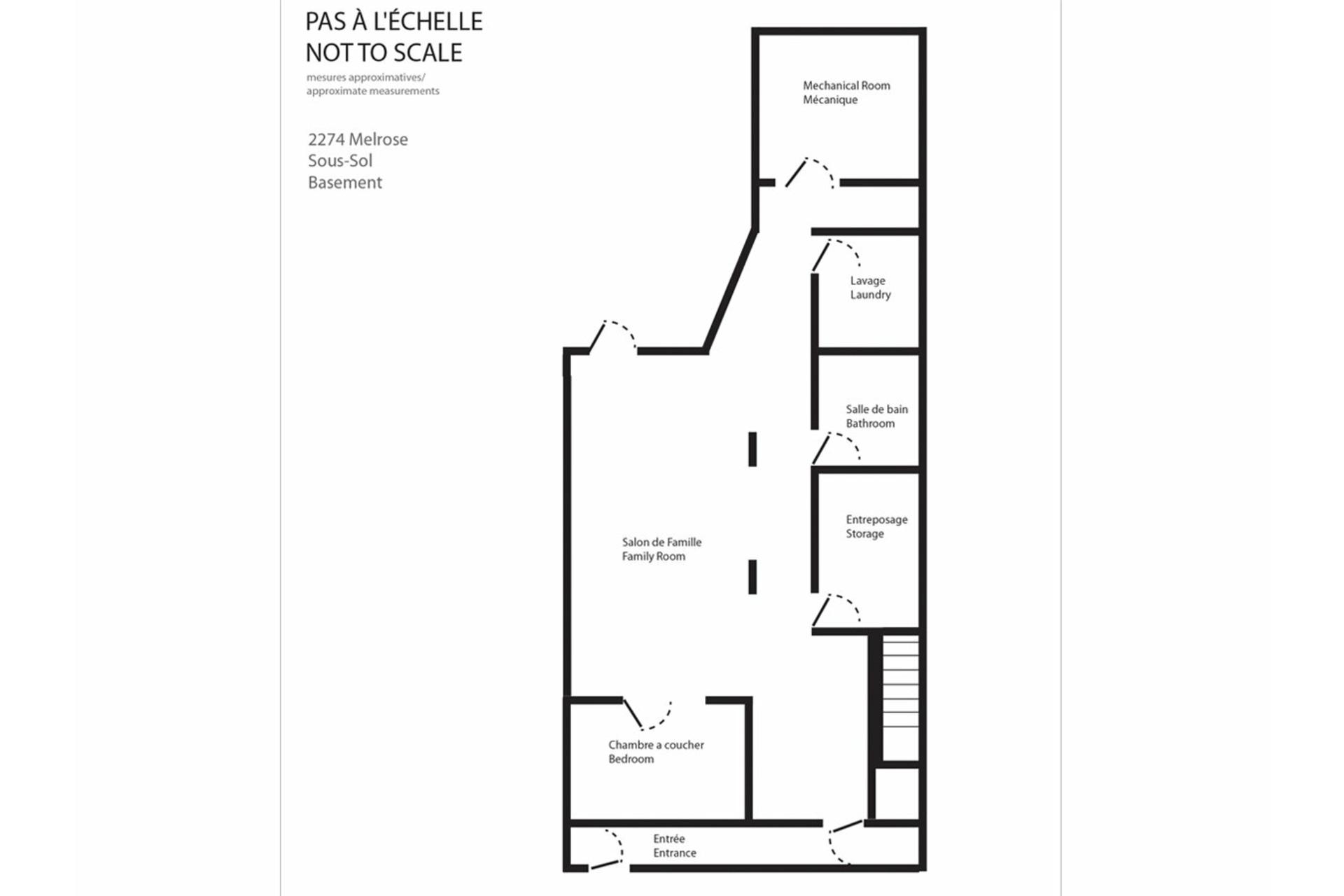 image 25 - Appartement À louer Côte-des-Neiges/Notre-Dame-de-Grâce Montréal  - 11 pièces