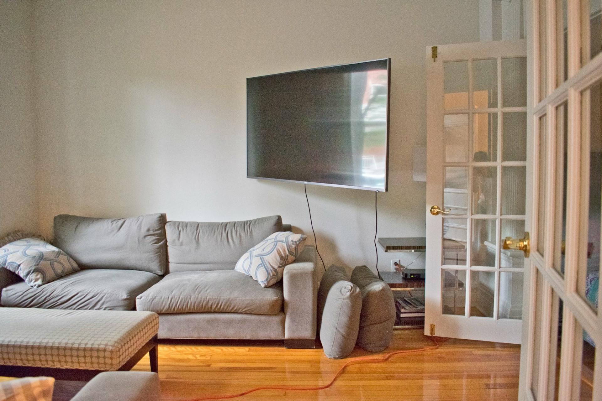 image 2 - Appartement À louer Côte-des-Neiges/Notre-Dame-de-Grâce Montréal  - 11 pièces