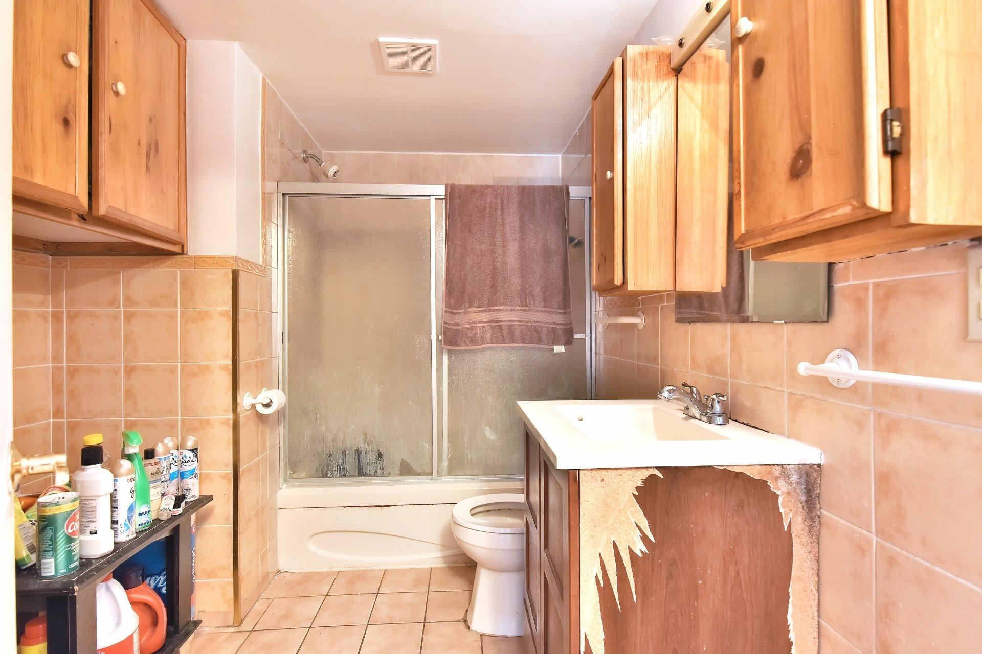 image 11 - Duplex For sale Rivière-des-Prairies/Pointe-aux-Trembles Montréal  - 5 rooms
