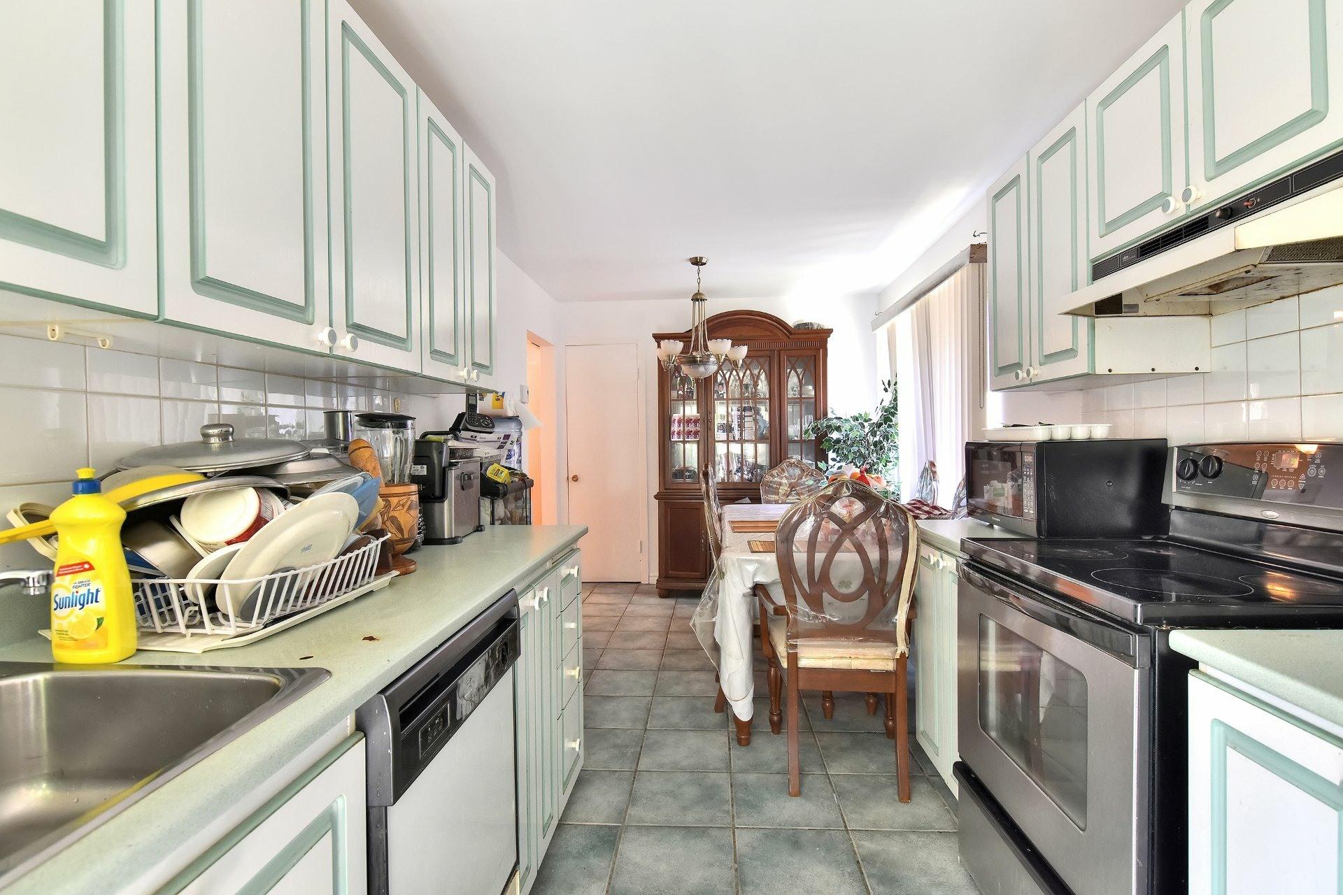 image 15 - Duplex For sale Rivière-des-Prairies/Pointe-aux-Trembles Montréal  - 5 rooms