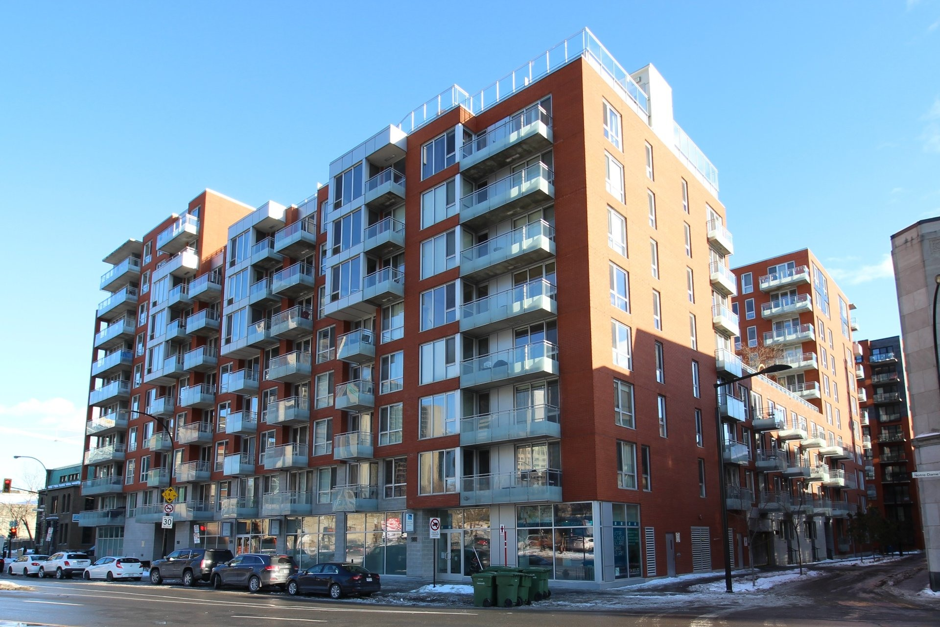 image 28 - Apartment For rent Le Sud-Ouest Montréal  - 7 rooms