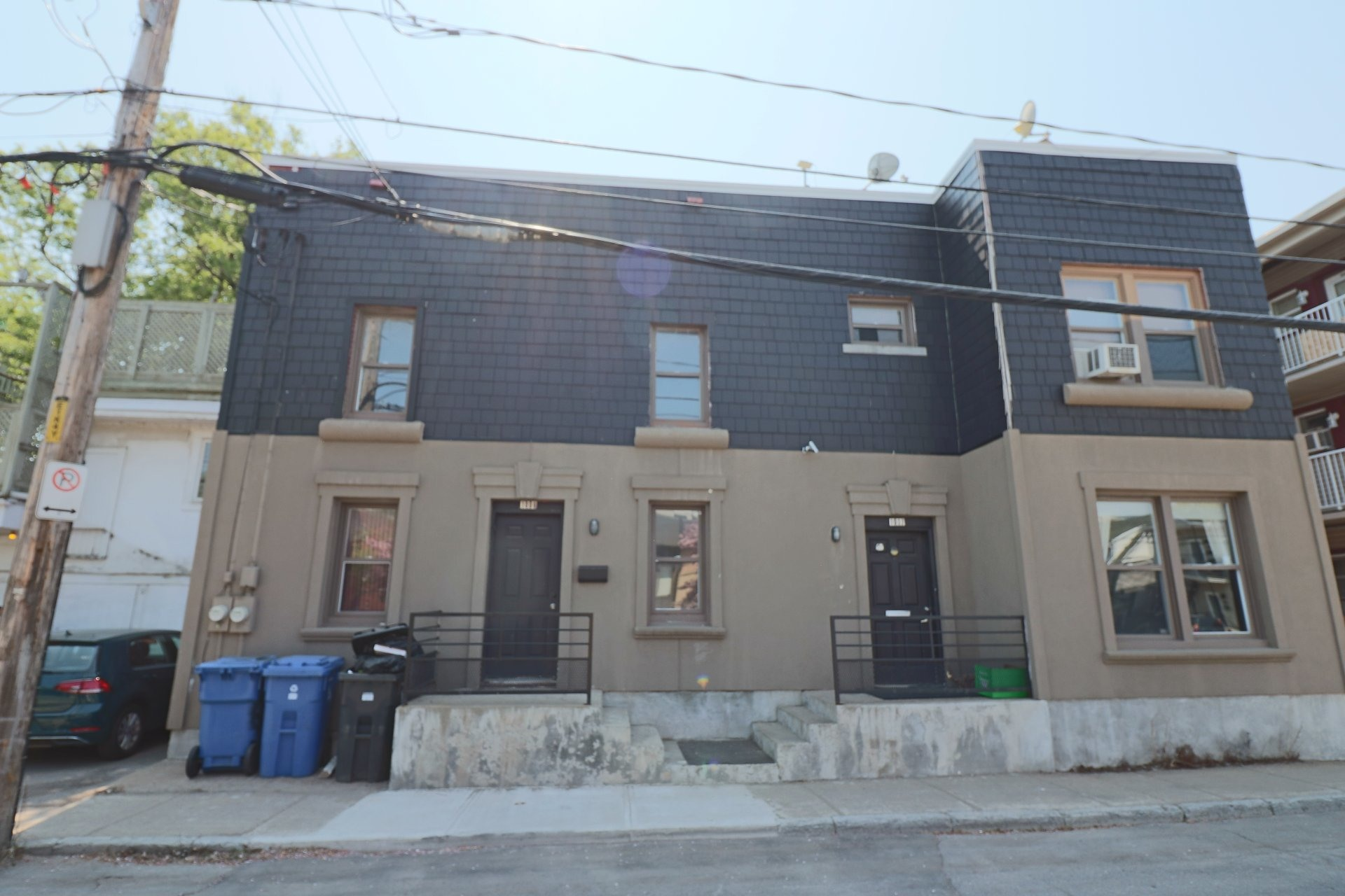 image 1 - Duplex For sale Trois-Rivières - 5 rooms