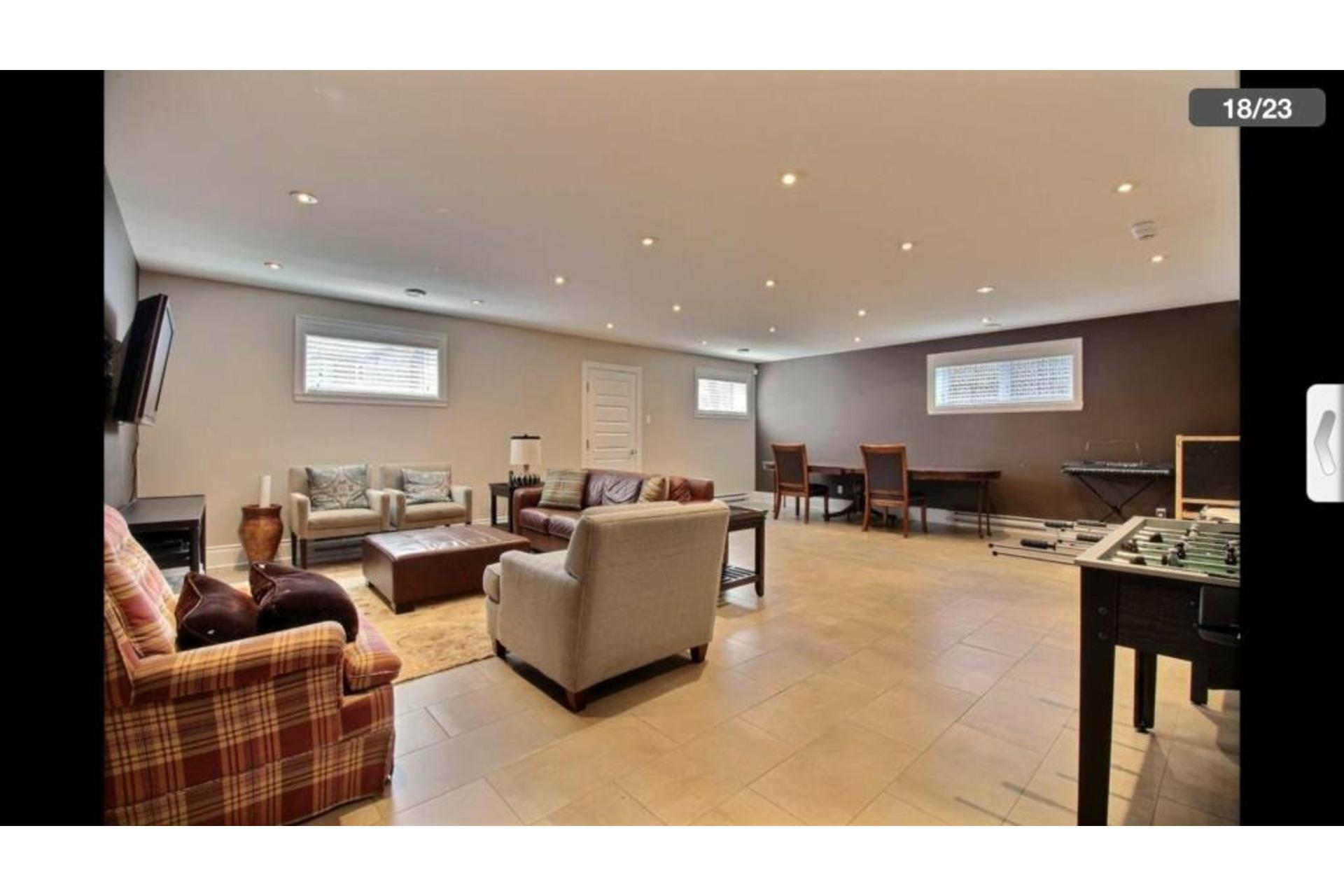 image 15 - Apartment For rent Saint-Laurent Montréal  - 10 rooms