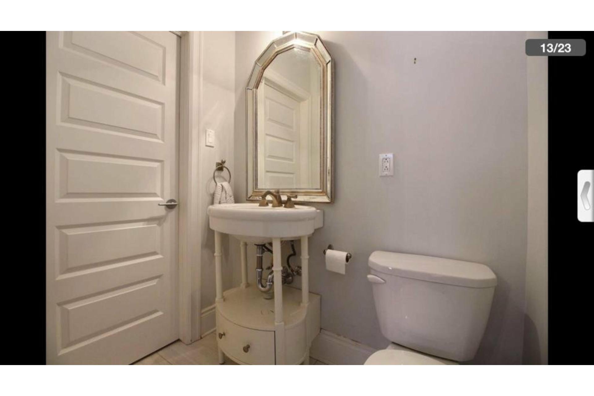 image 10 - Apartment For rent Saint-Laurent Montréal  - 10 rooms