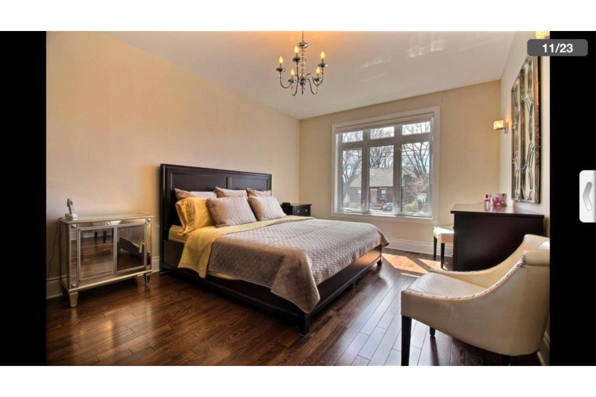 image 8 - Apartment For rent Saint-Laurent Montréal  - 10 rooms