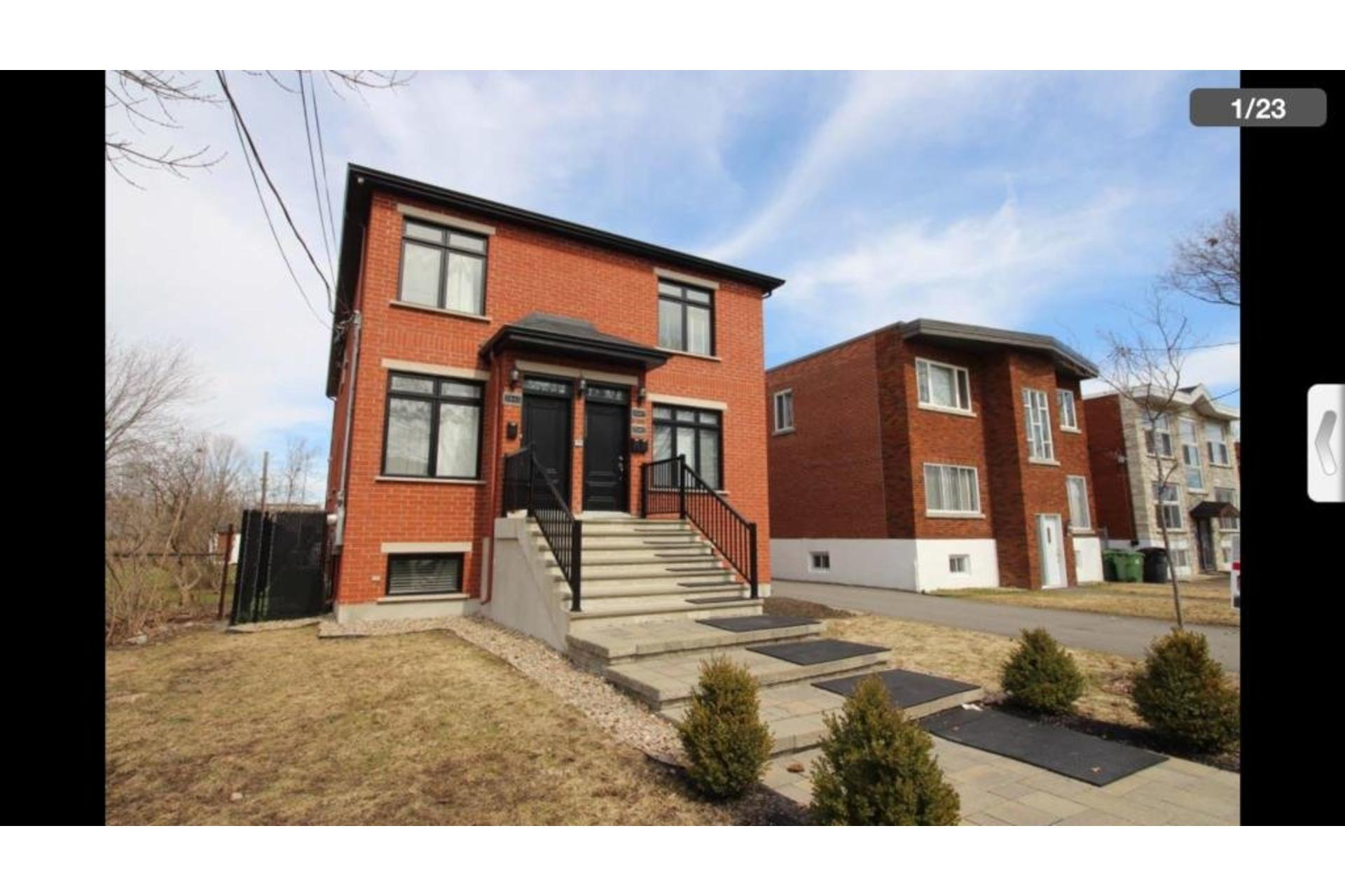 image 1 - Apartment For rent Saint-Laurent Montréal  - 10 rooms