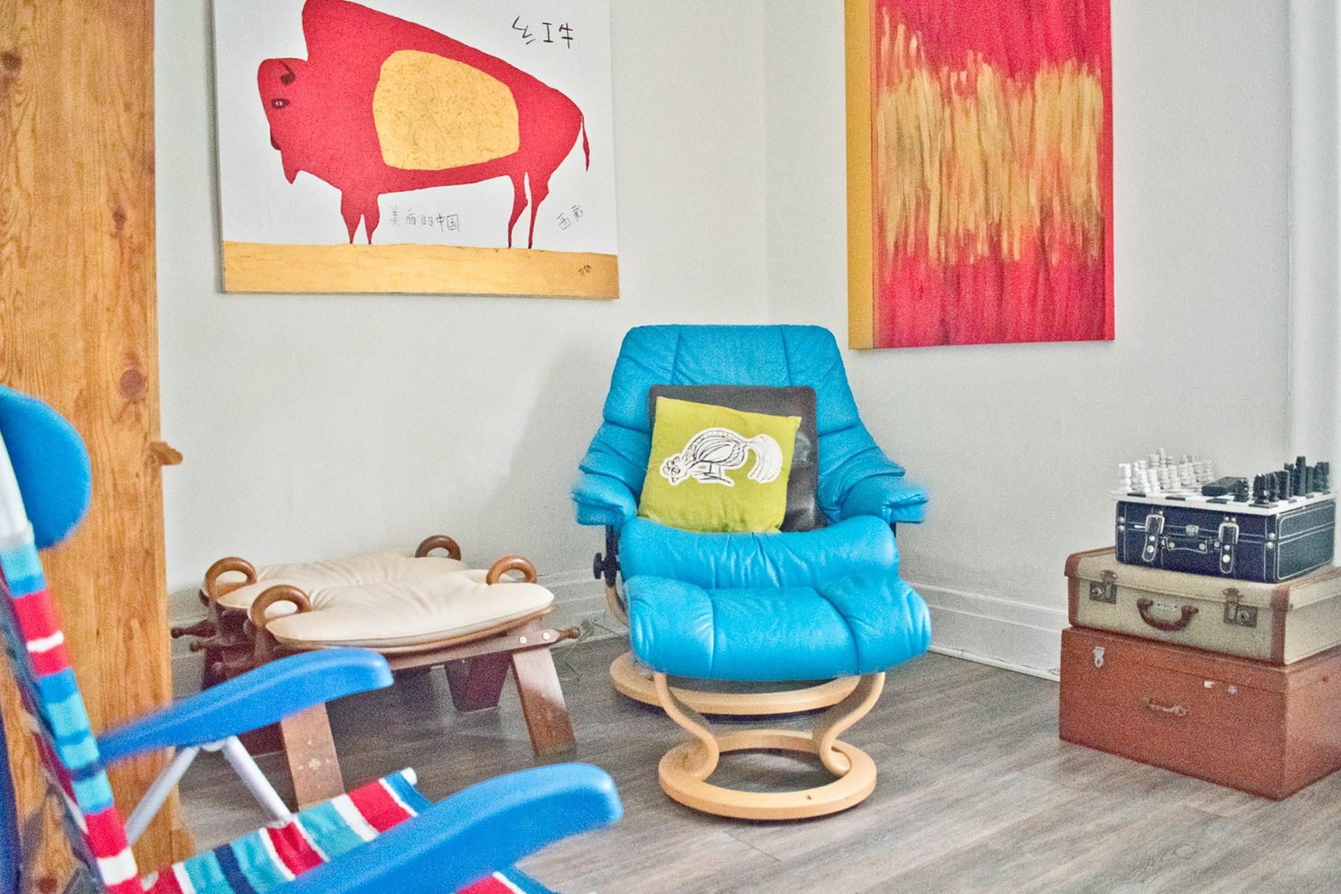 image 12 - Apartment For rent Côte-des-Neiges/Notre-Dame-de-Grâce Montréal  - 6 rooms