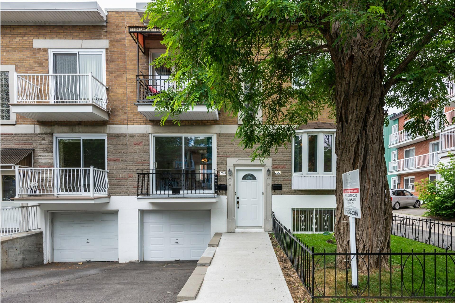 image 0 - Duplex À vendre Mercier/Hochelaga-Maisonneuve Montréal  - 4 pièces