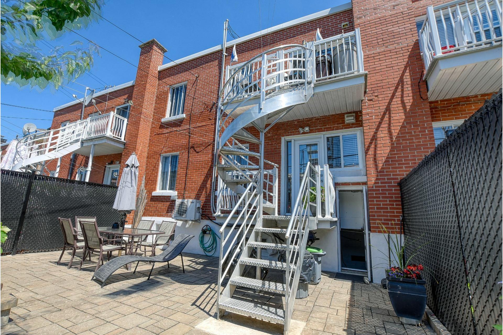 image 24 - Duplex À vendre Ahuntsic-Cartierville Montréal  - 9 pièces