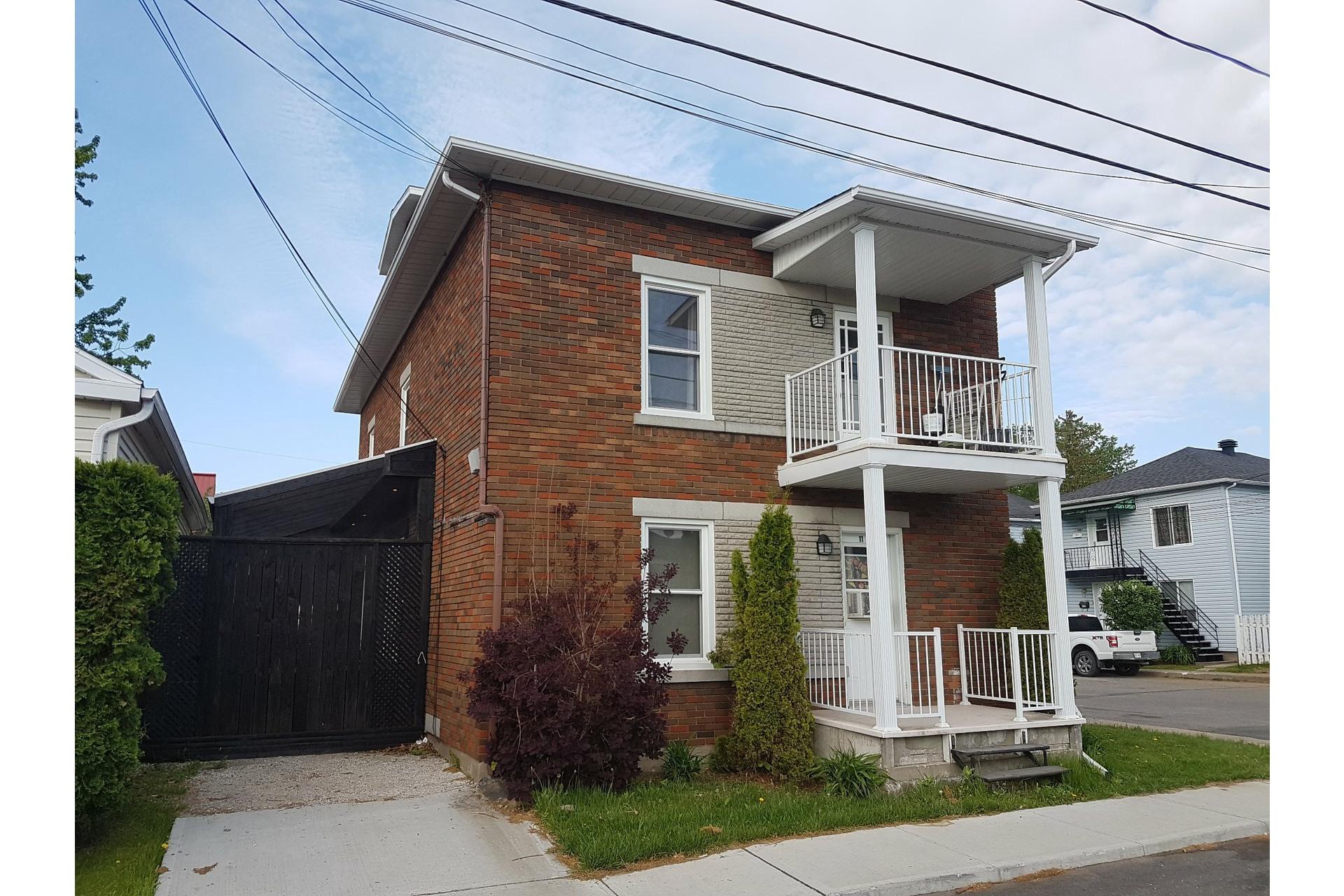 image 1 - Duplex À vendre Trois-Rivières - 6 pièces