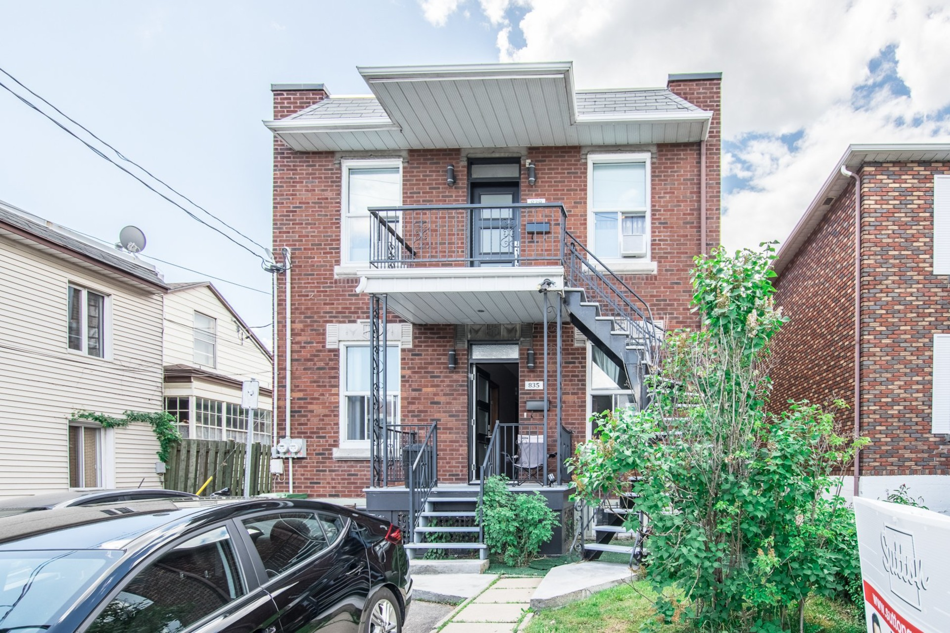 image 0 - Duplex For sale Lachine Montréal  - 5 rooms