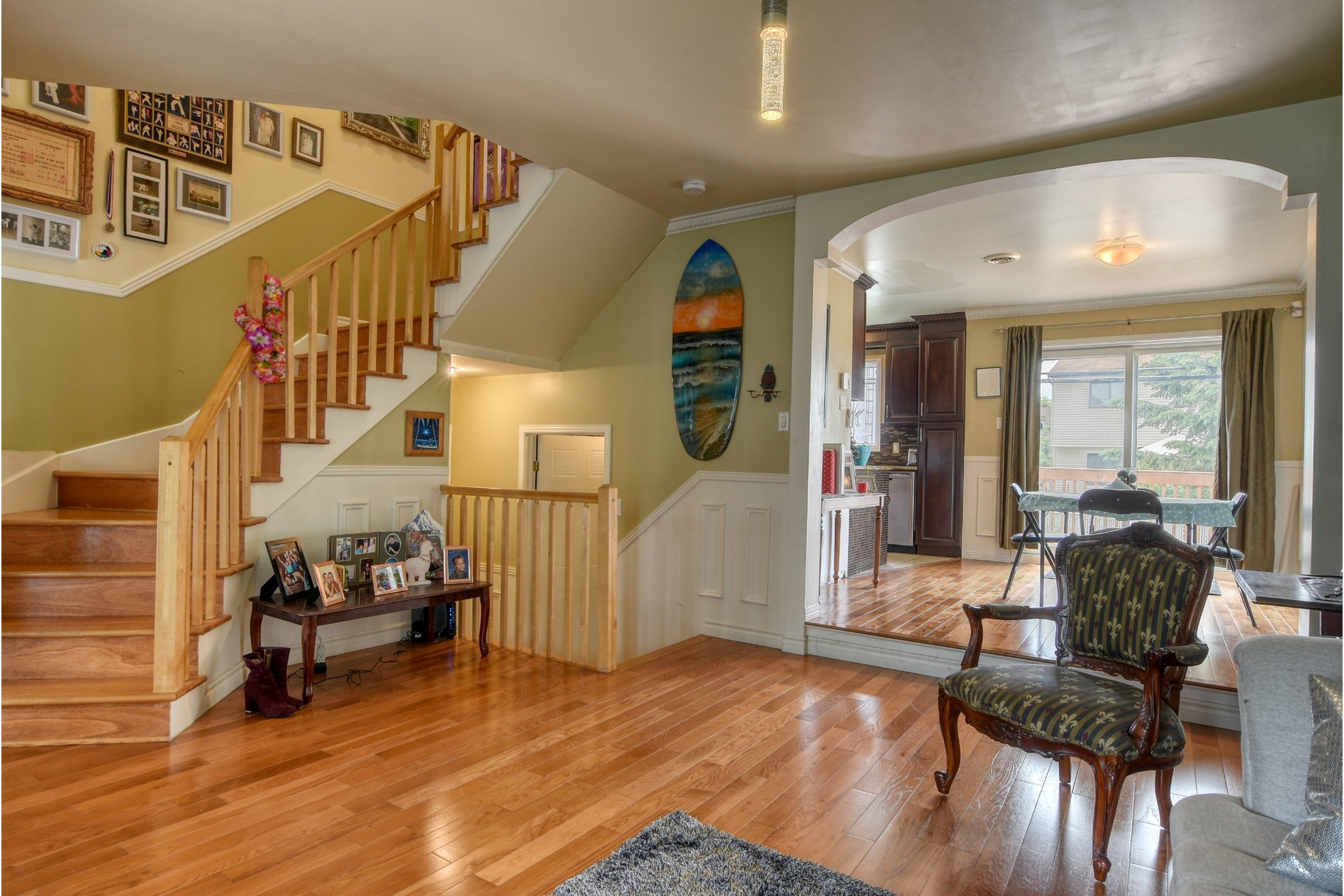 image 3 - House For sale Pointe-Claire - 8 rooms