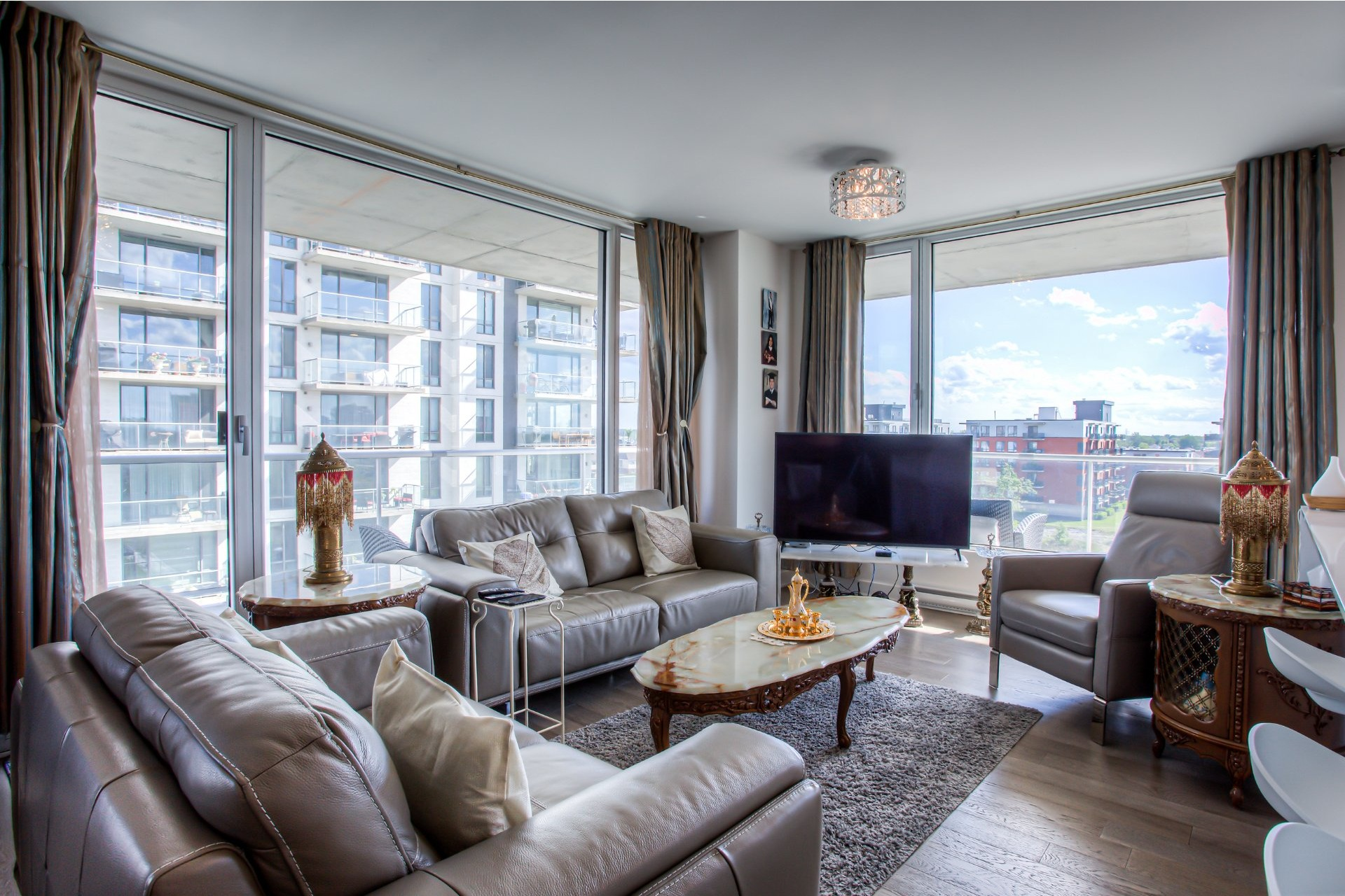 image 10 - Apartment For sale Chomedey Laval  - 10 rooms