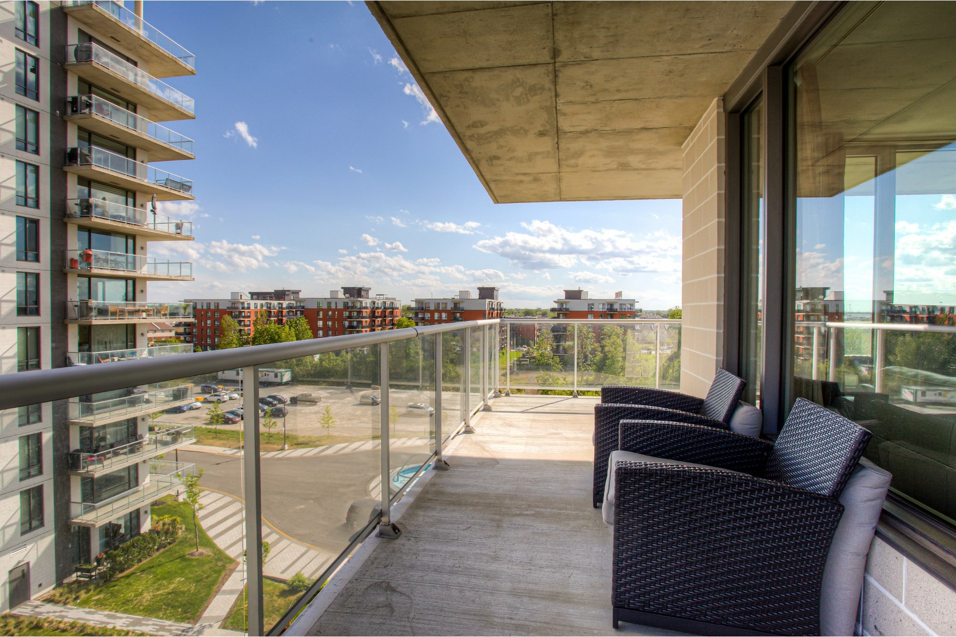 image 11 - Apartment For sale Chomedey Laval  - 10 rooms