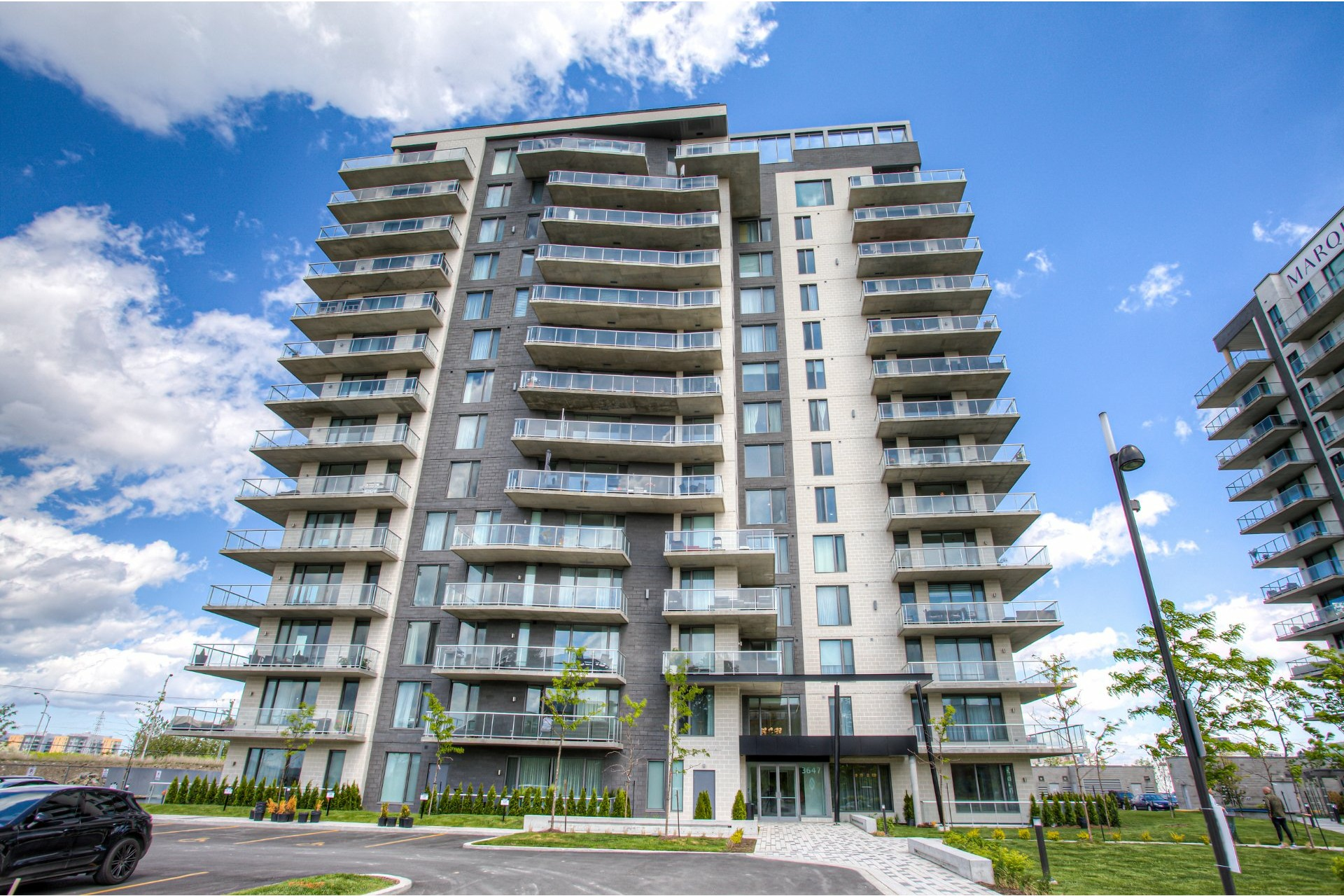 image 0 - Apartment For sale Chomedey Laval  - 10 rooms