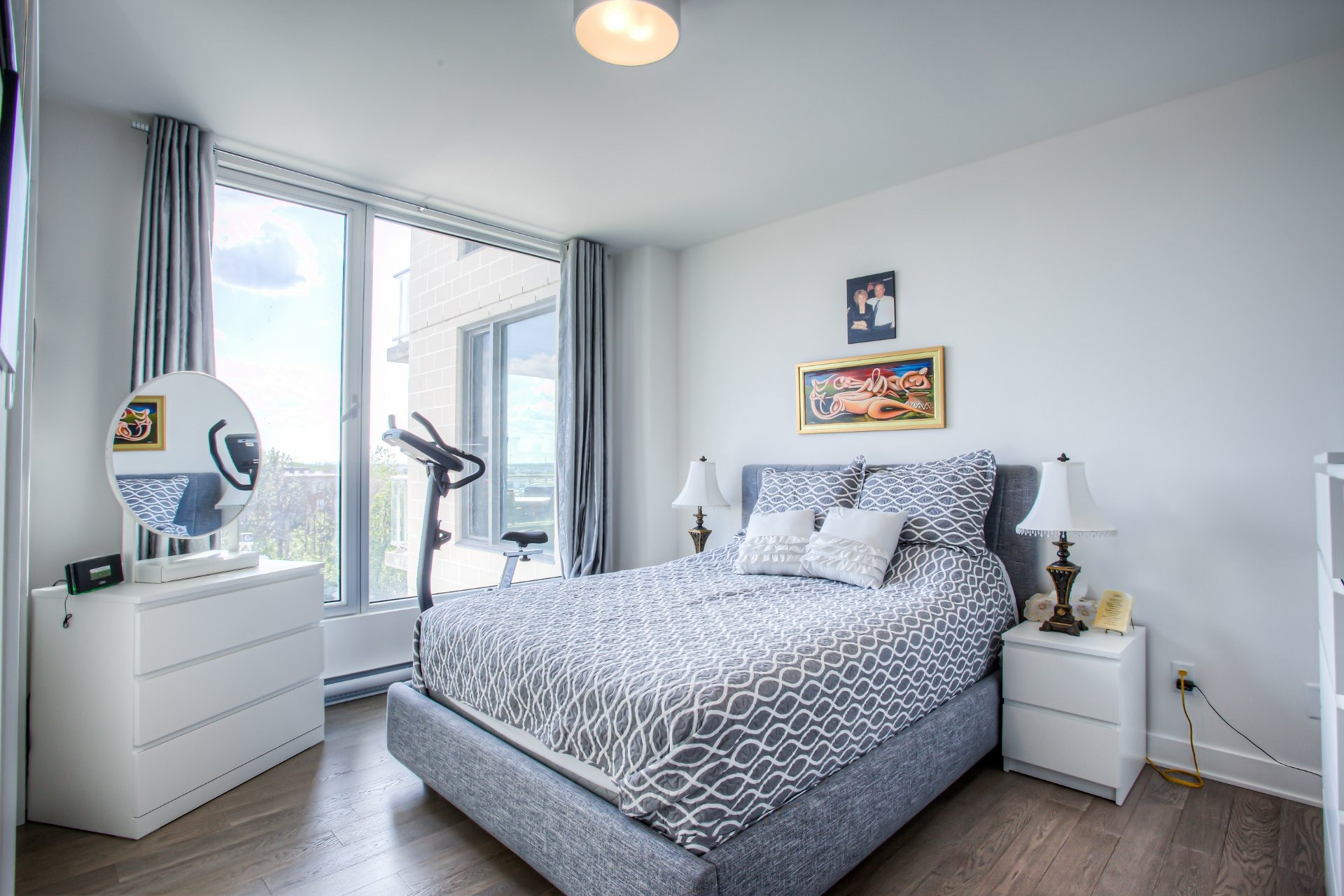 image 17 - Apartment For sale Chomedey Laval  - 10 rooms
