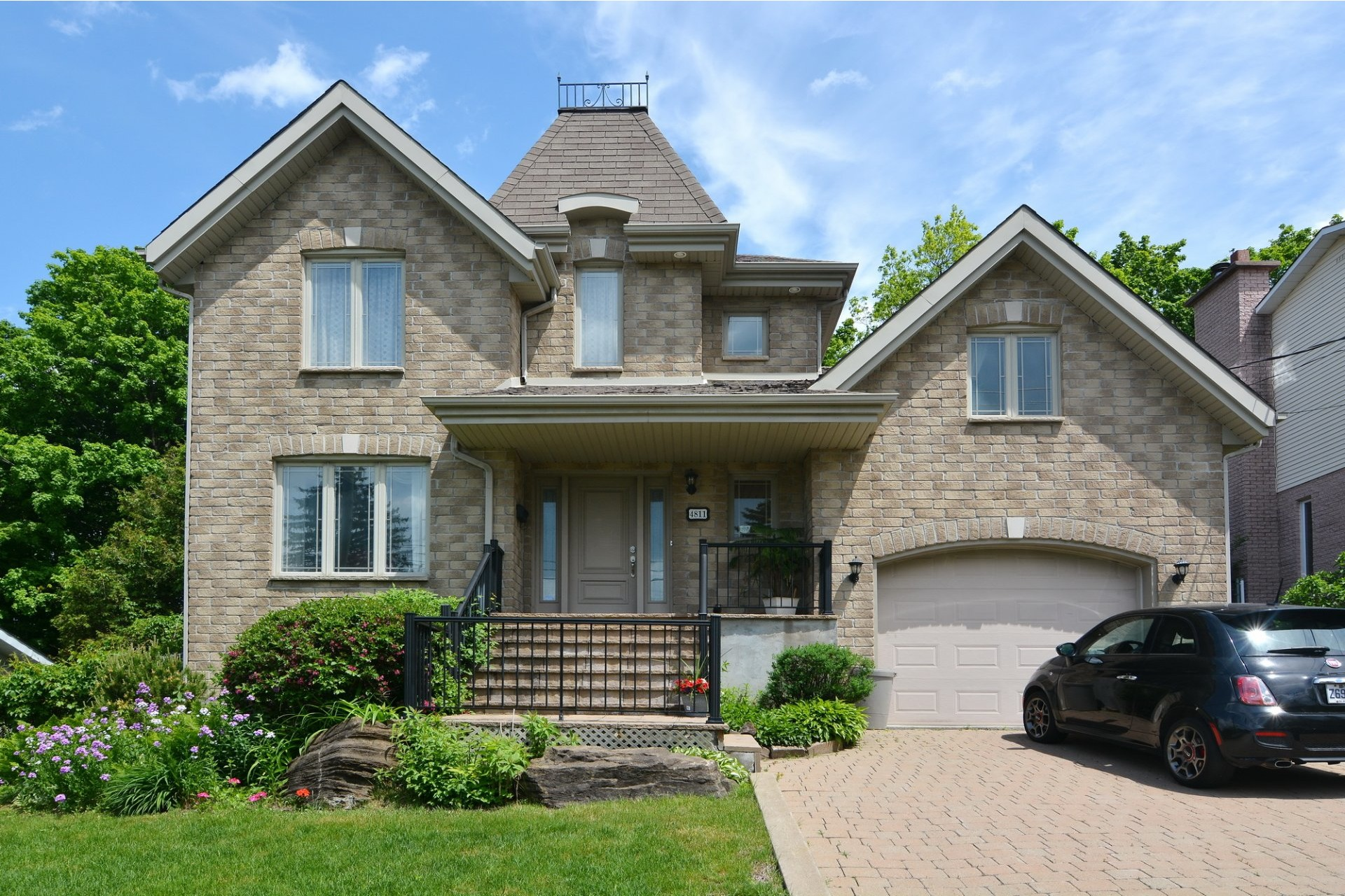 image 0 - House For sale Pierrefonds-Roxboro Montréal  - 12 rooms