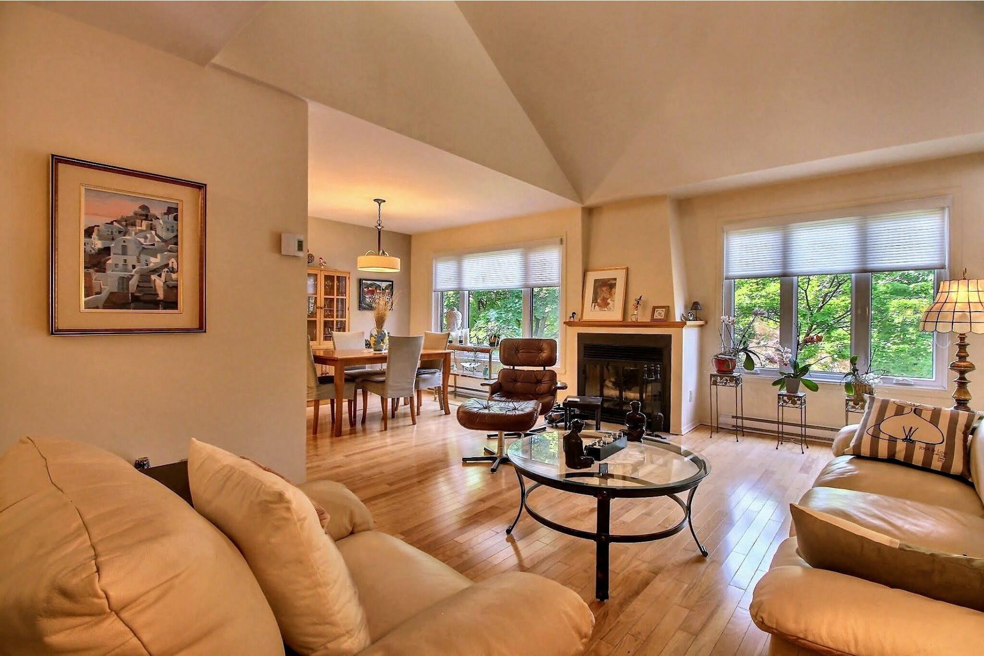 image 2 - Apartment For sale Mercier/Hochelaga-Maisonneuve Montréal  - 7 rooms