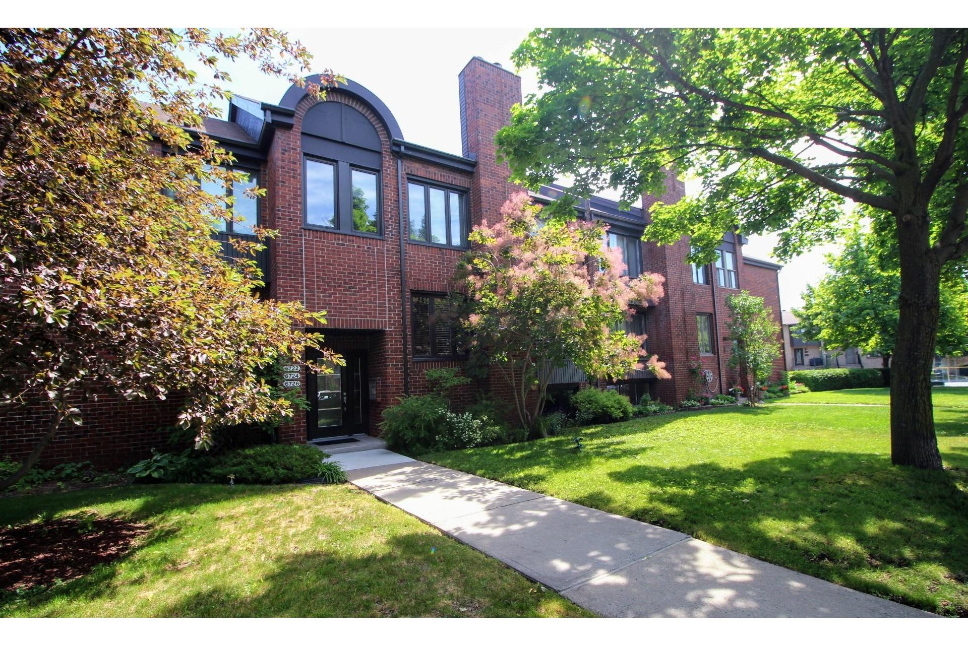 image 0 - Apartment For sale Mercier/Hochelaga-Maisonneuve Montréal  - 7 rooms