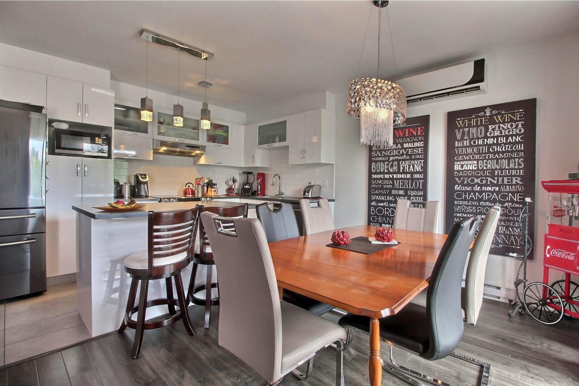 image 5 - Apartment For sale Rivière-des-Prairies/Pointe-aux-Trembles Montréal  - 9 rooms