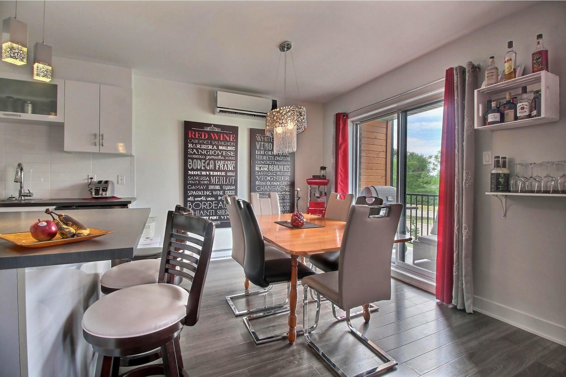 image 3 - Apartment For sale Rivière-des-Prairies/Pointe-aux-Trembles Montréal  - 9 rooms