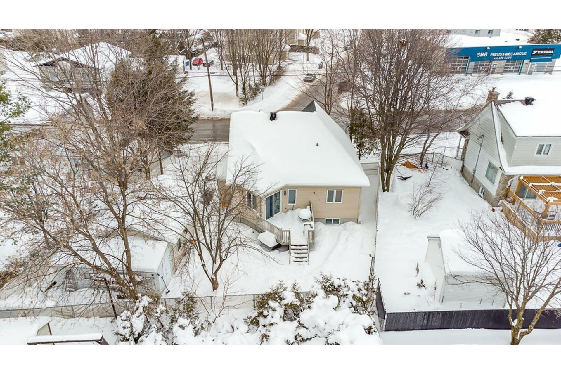 image 44 - House For sale Sainte-Anne-des-Plaines - 9 rooms