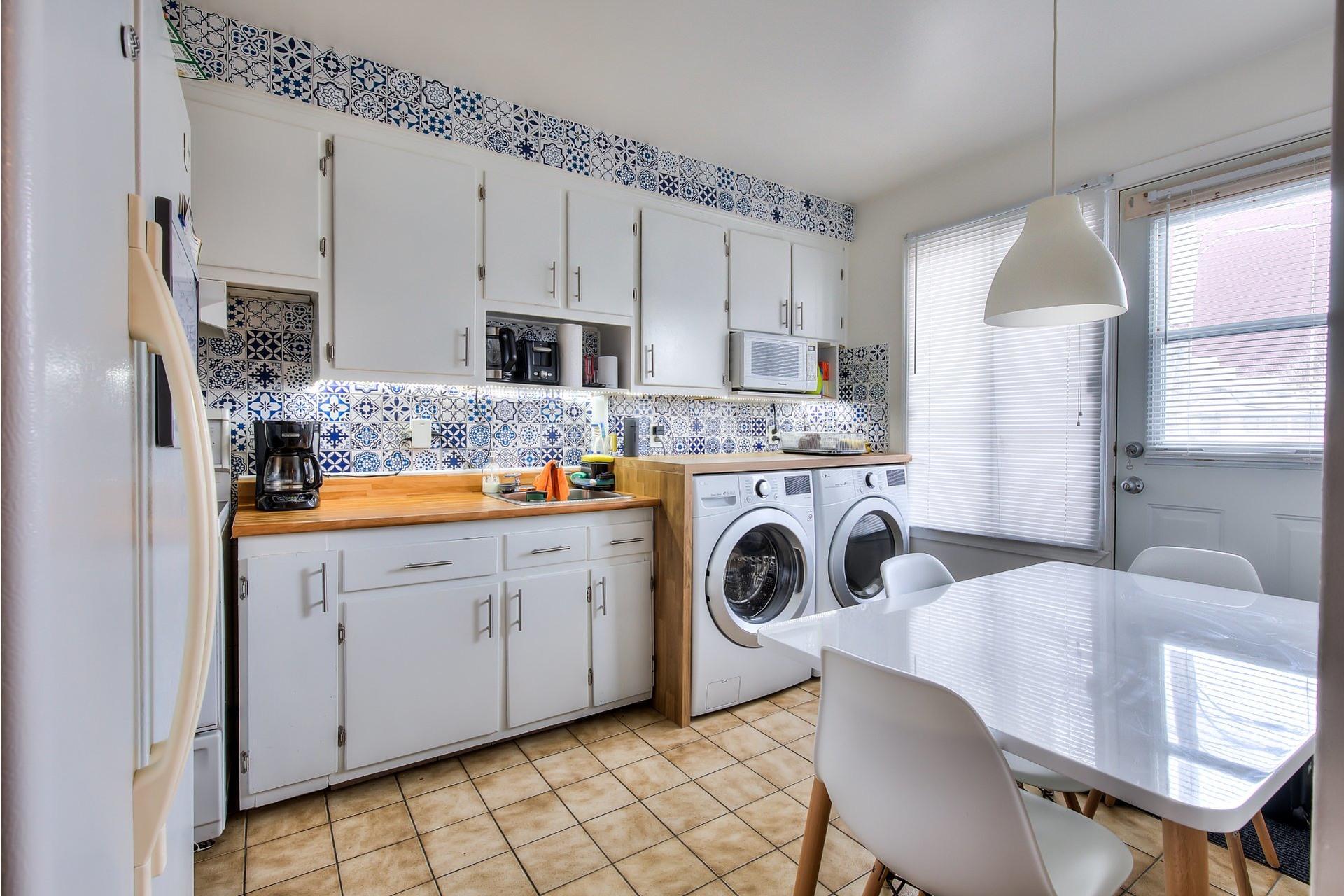image 13 - Income property For sale Villeray/Saint-Michel/Parc-Extension Montréal  - 4 rooms