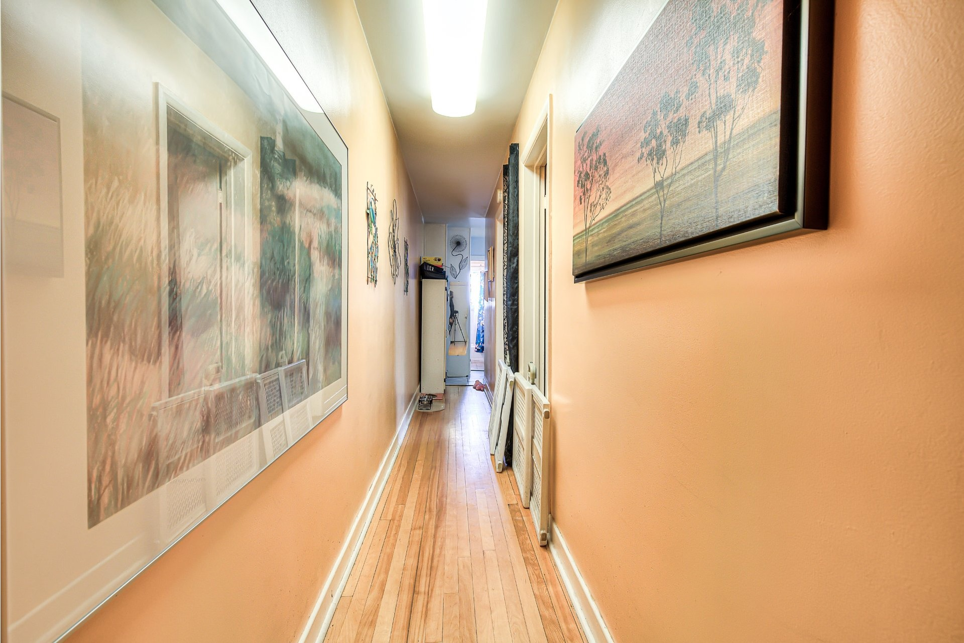 image 24 - Income property For sale Villeray/Saint-Michel/Parc-Extension Montréal  - 4 rooms