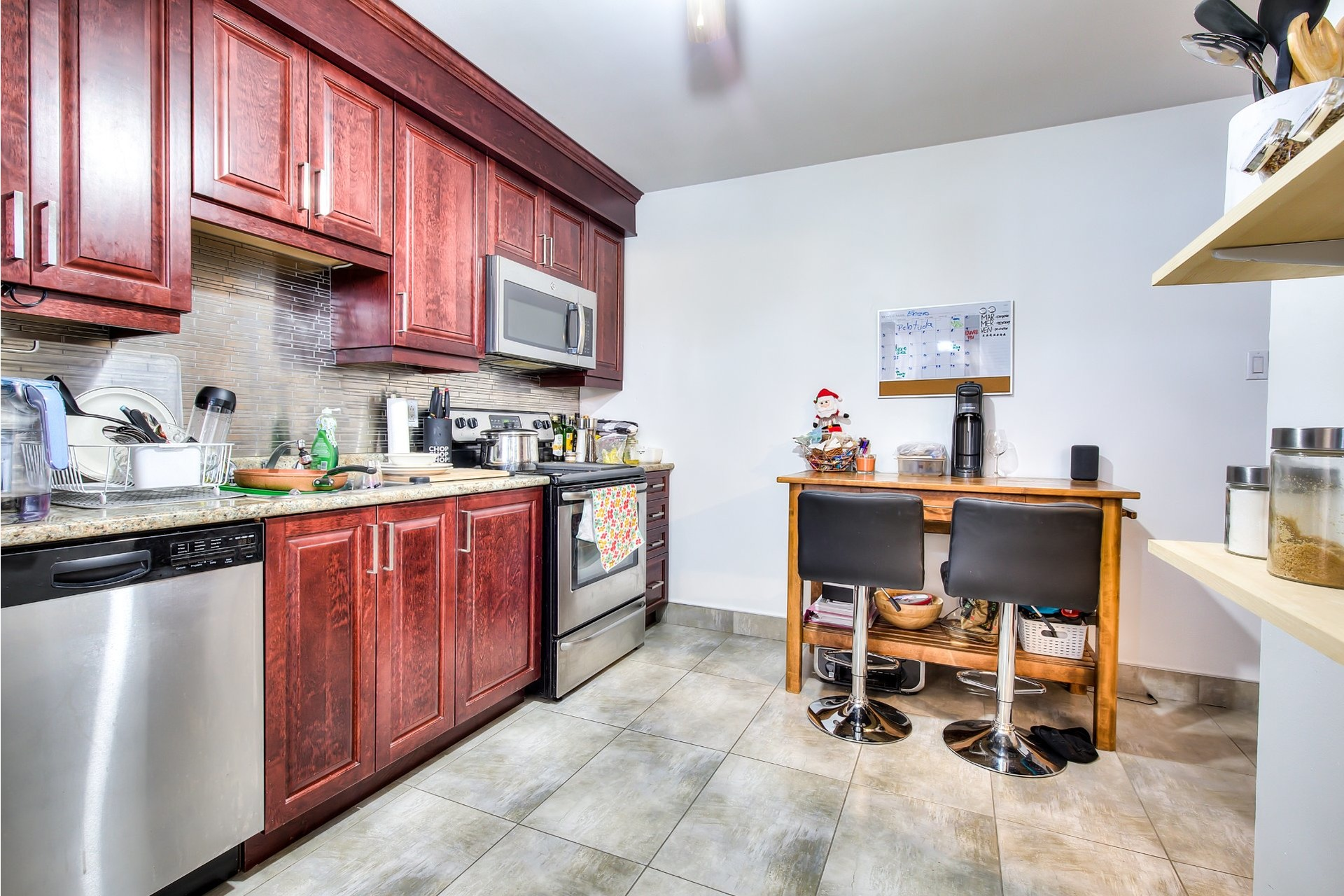 image 5 - Income property For sale Villeray/Saint-Michel/Parc-Extension Montréal  - 4 rooms