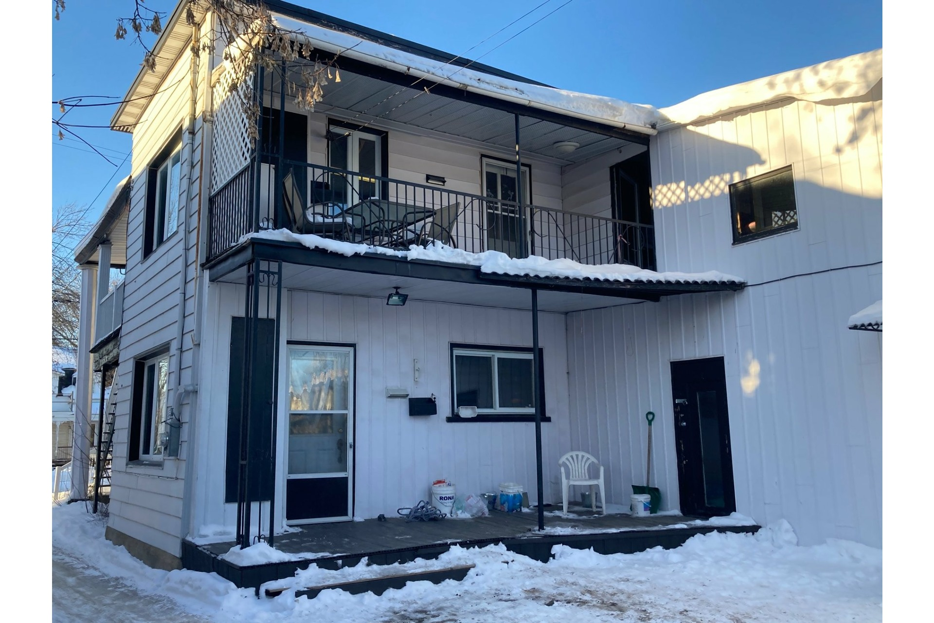 image 11 - Duplex For sale Joliette - 5 rooms