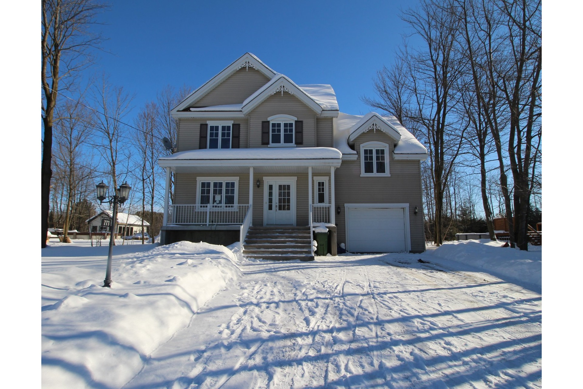 image 0 - House For sale Saint-Lin/Laurentides - 10 rooms