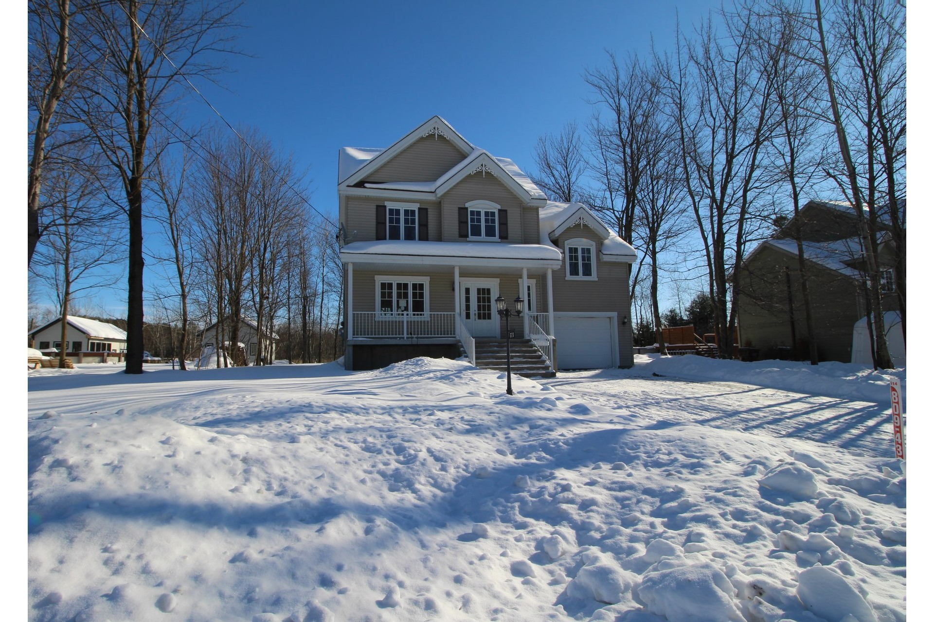image 27 - House For sale Saint-Lin/Laurentides - 10 rooms
