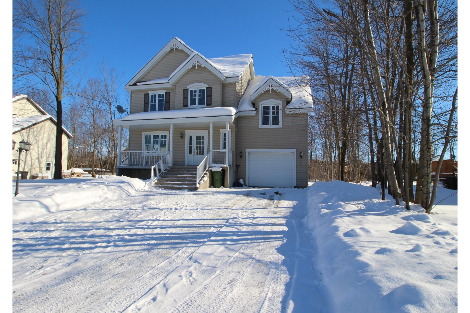 image 22 - House For sale Saint-Lin/Laurentides - 10 rooms
