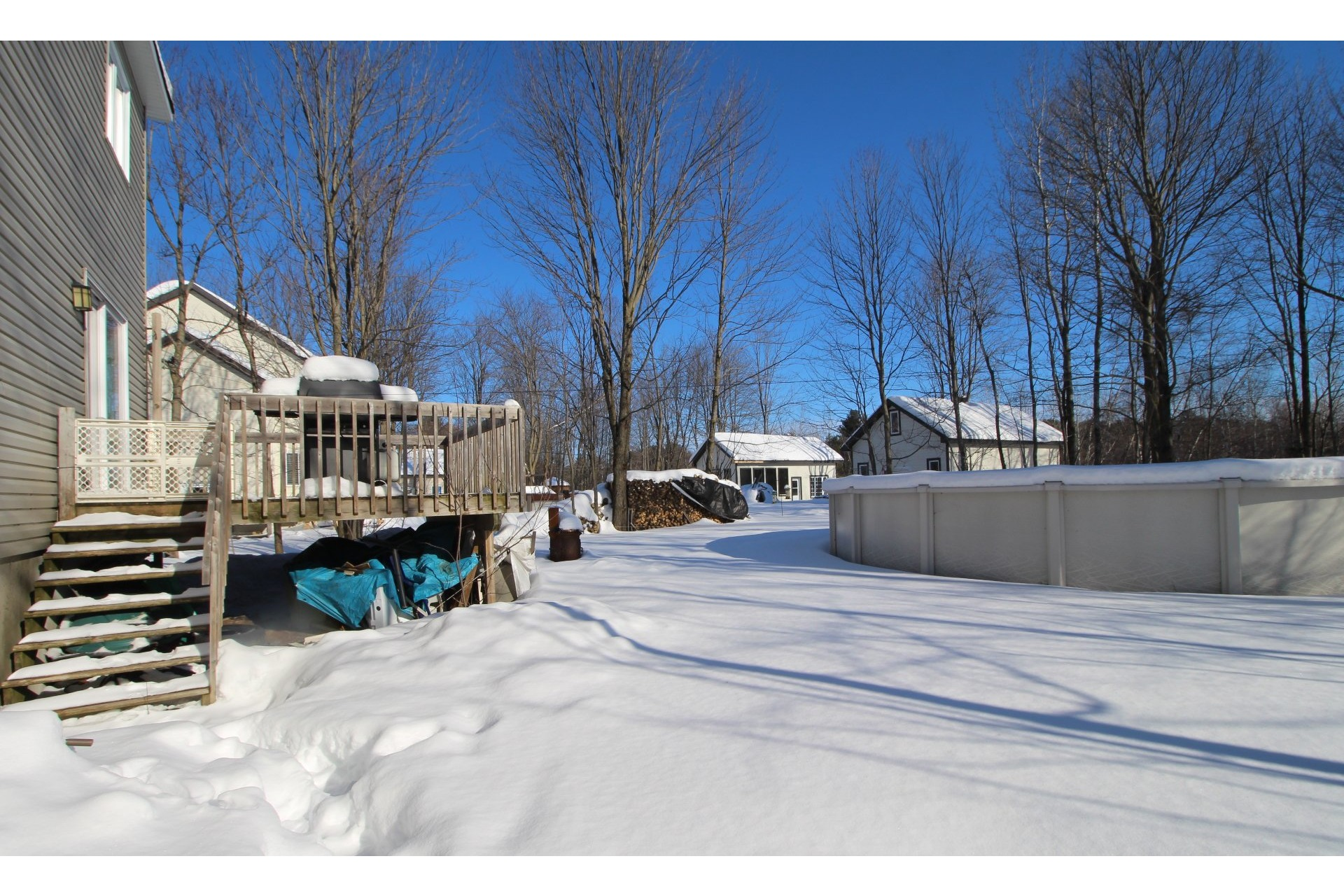 image 26 - House For sale Saint-Lin/Laurentides - 10 rooms